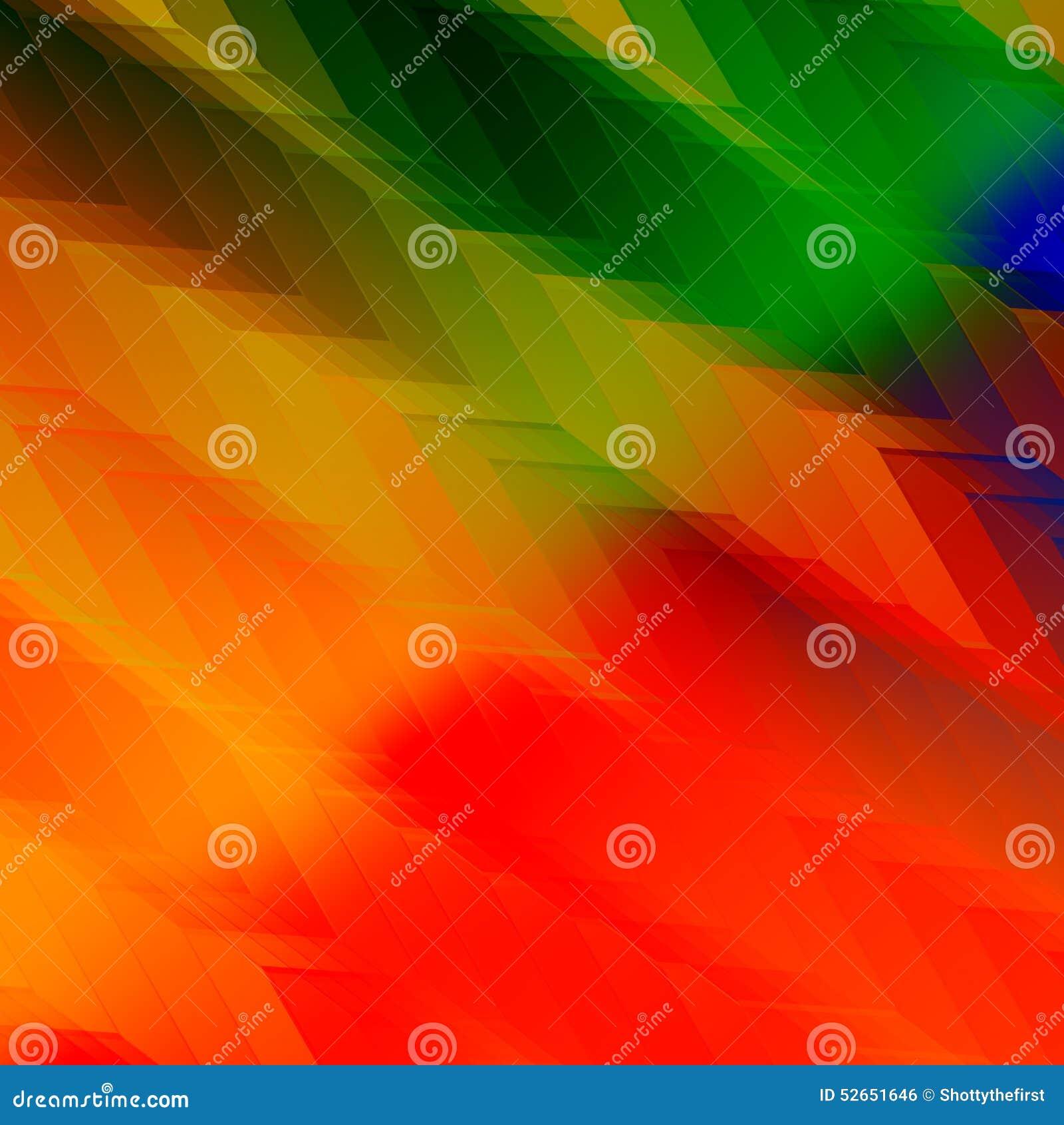 L arc-en-ciel coloré colore le fond Conception élégante artistique Configuration abstraite de couleur Illustration moderne pour l
