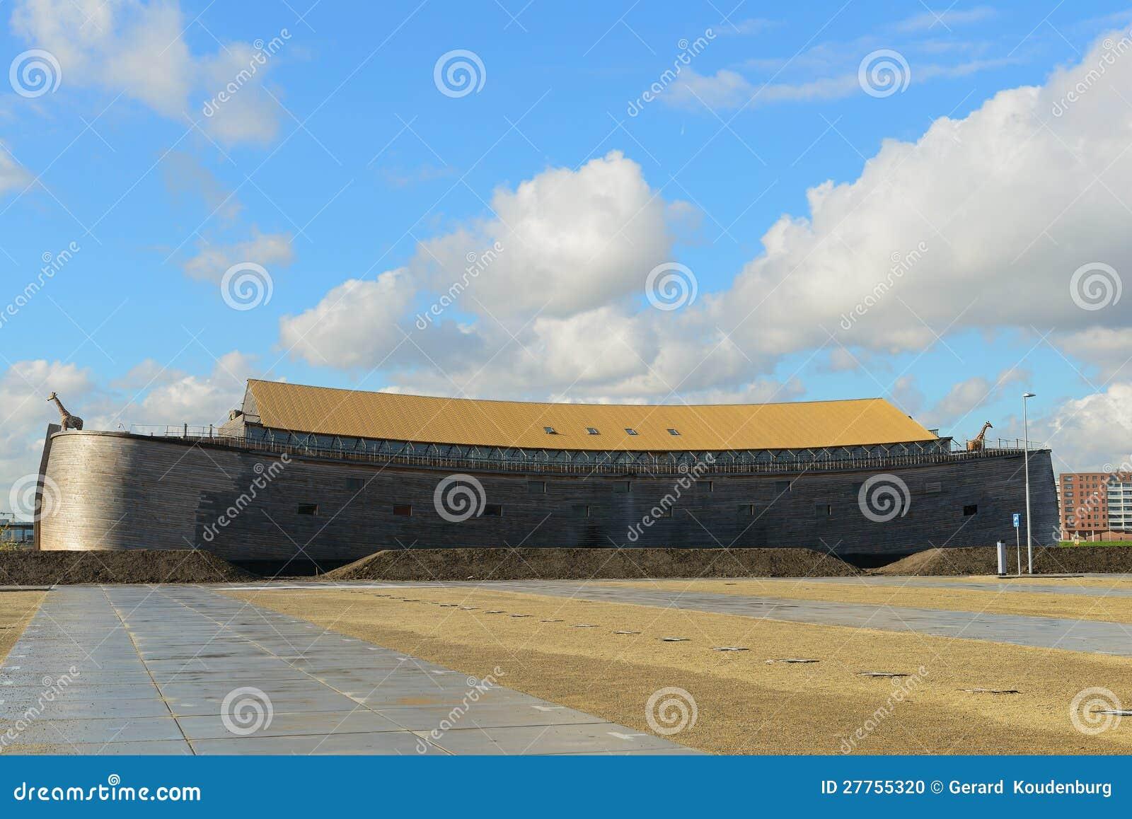 L arche de Noé en Hollandes de dordrecht