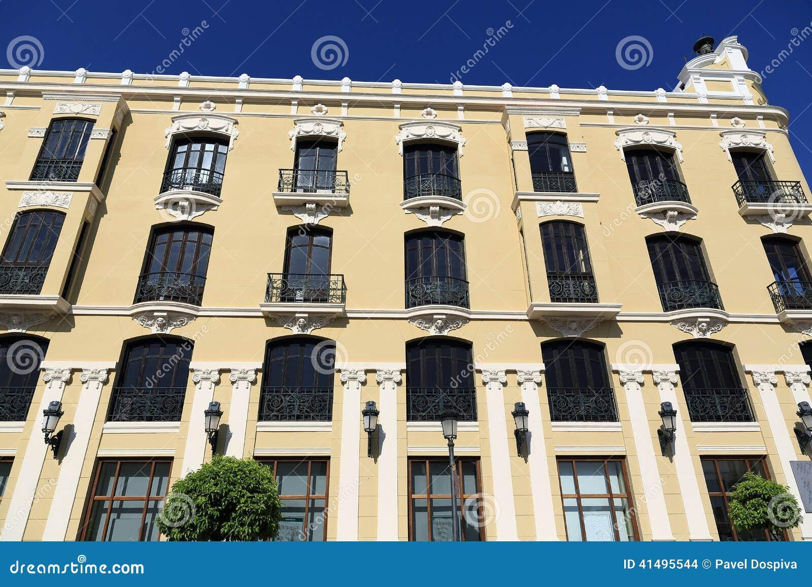 L 39 architettura di vecchie case a ronda andalusia spagna for Architettura case