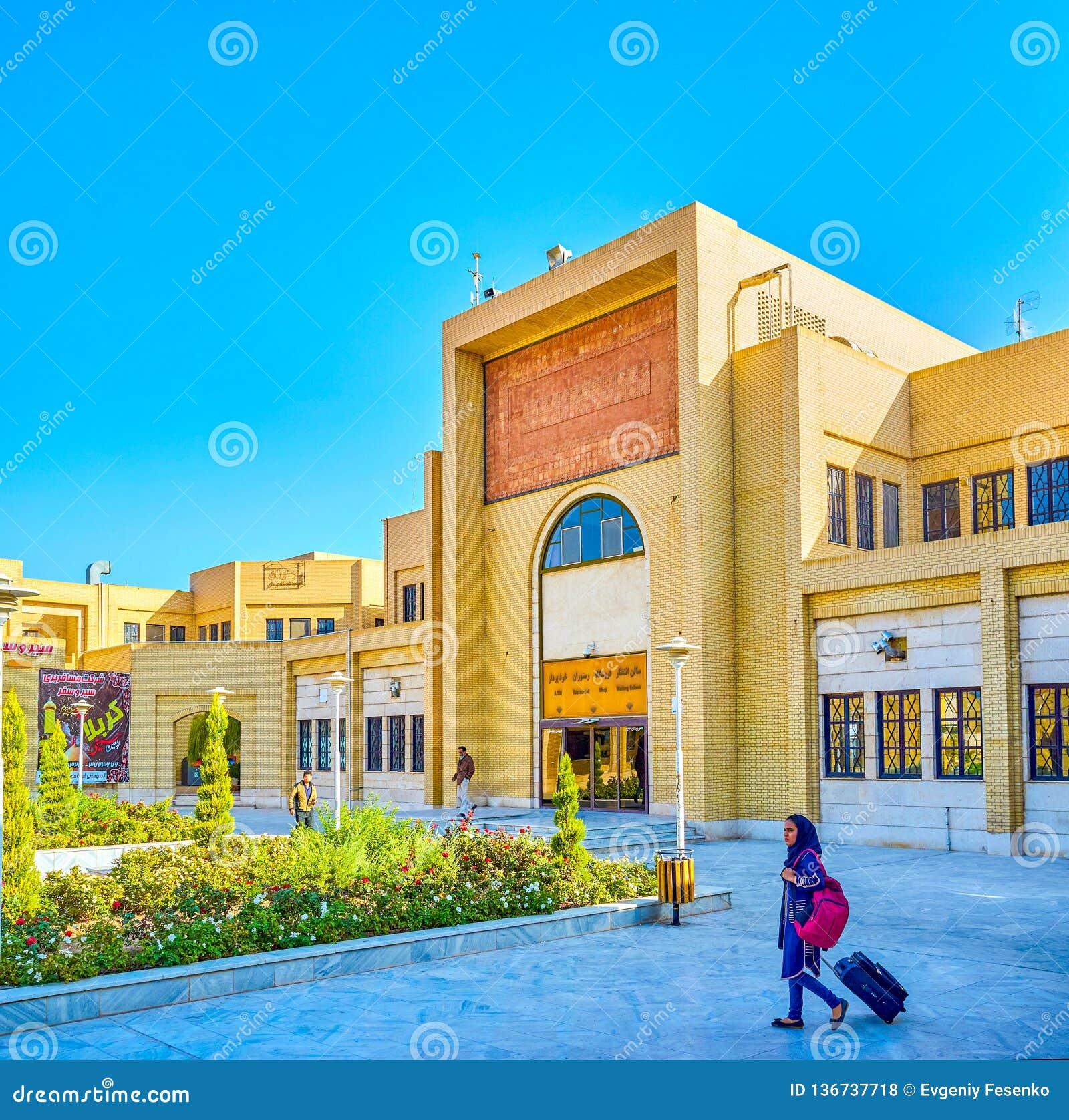 L architettura iraniana moderna, Yazd