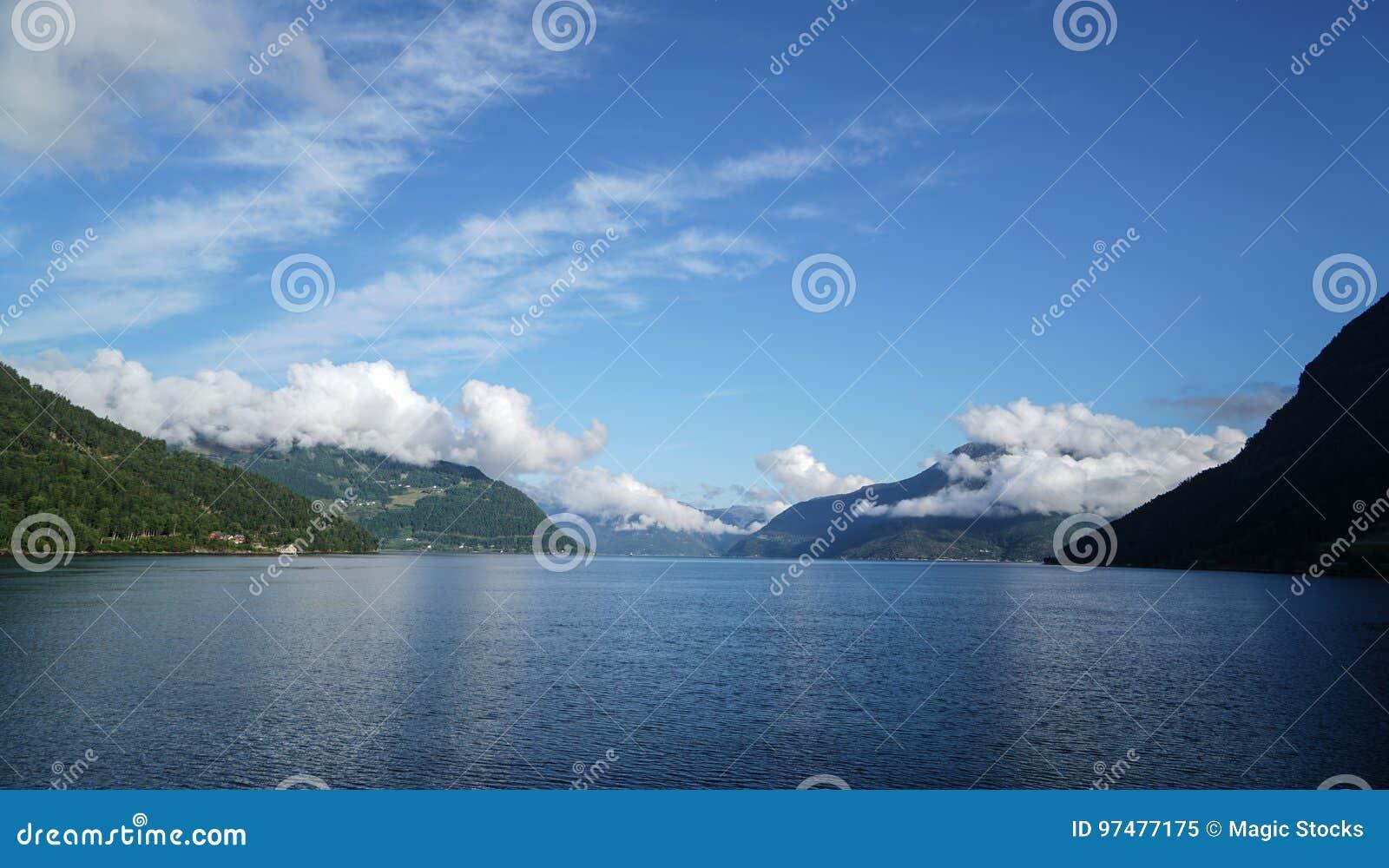 L area di Eidfjord