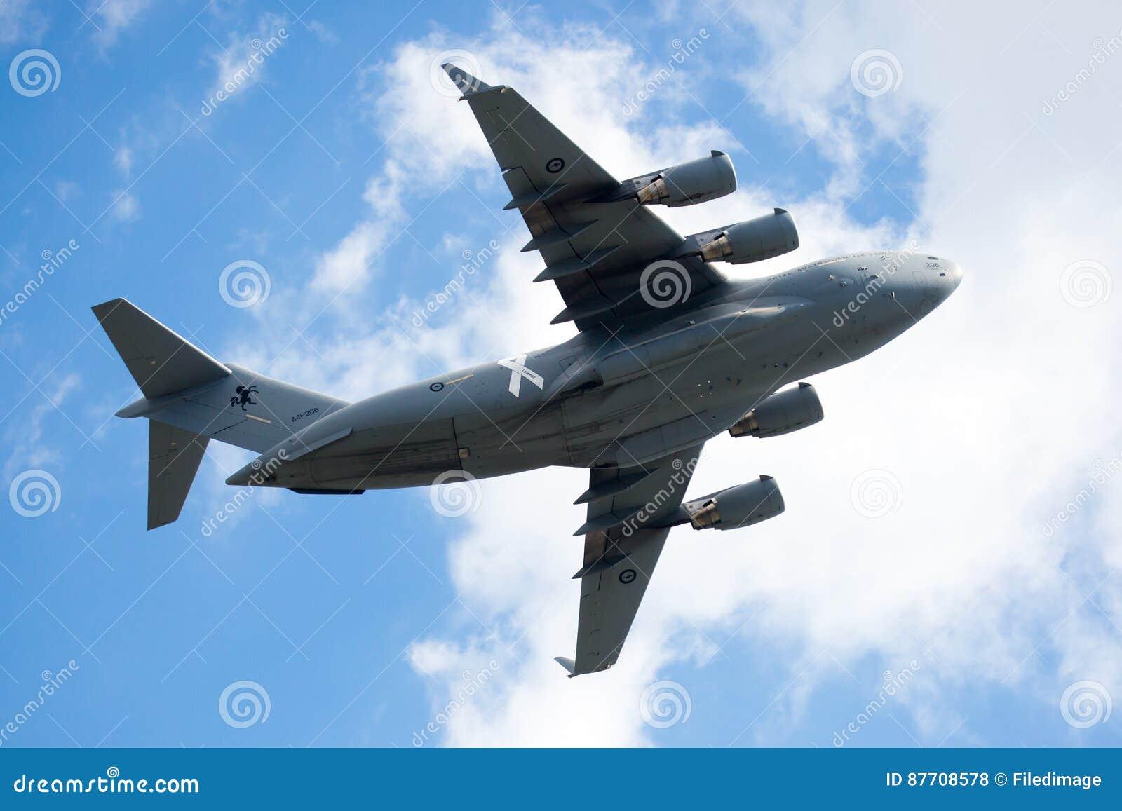 L Armée de l Air d Australien royal C-17A Globemaster III