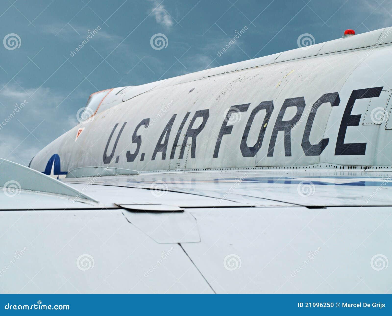 L Armée de l Air d USA