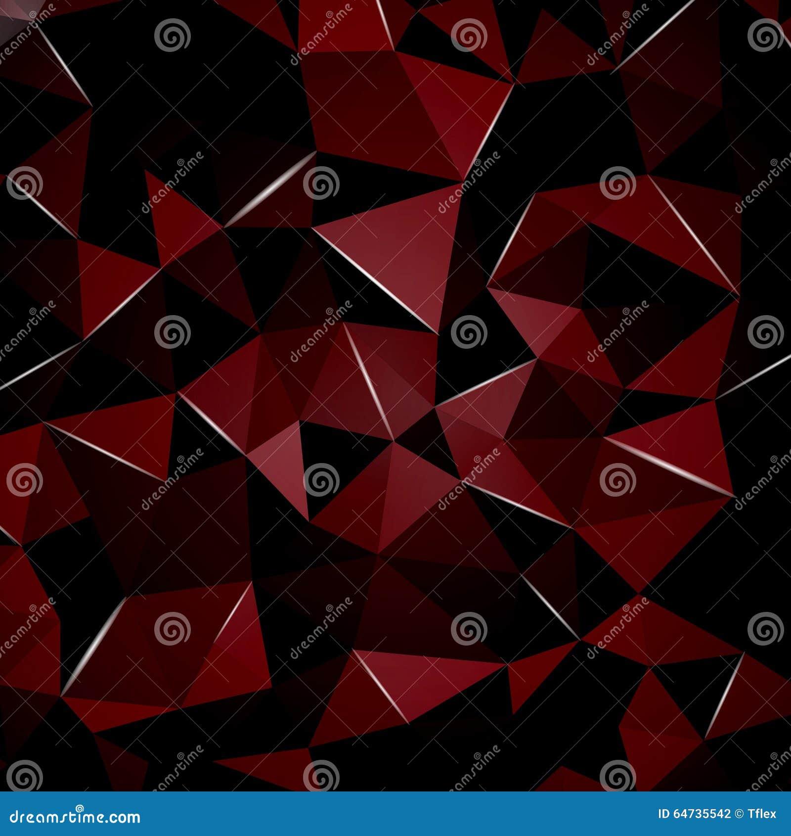 L arte adatta a grafico, web design del modello 3D di progettazione moderna può essere usata per i triangoli di rosso di infograp