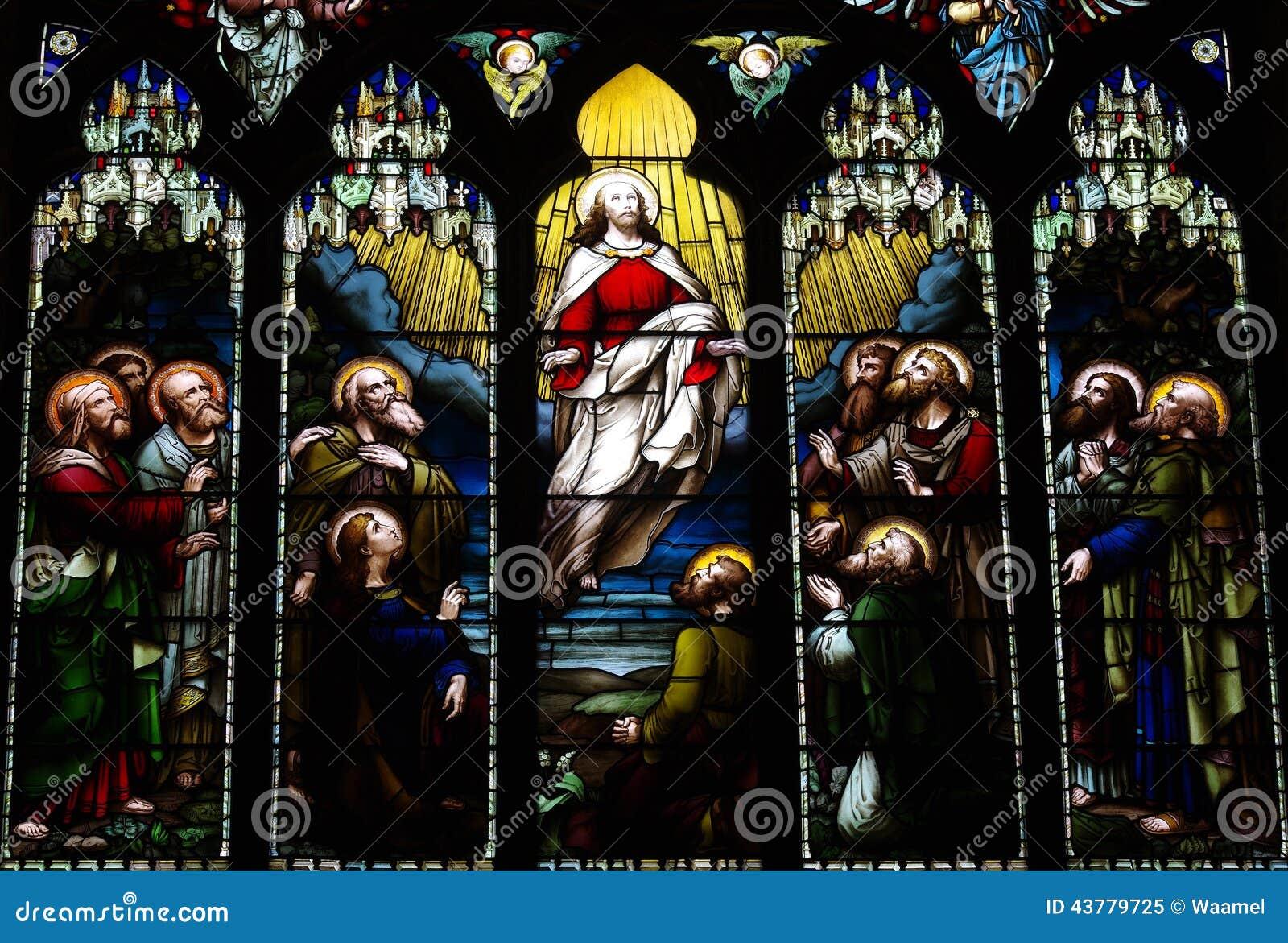 L ascensione di Jesus Christ