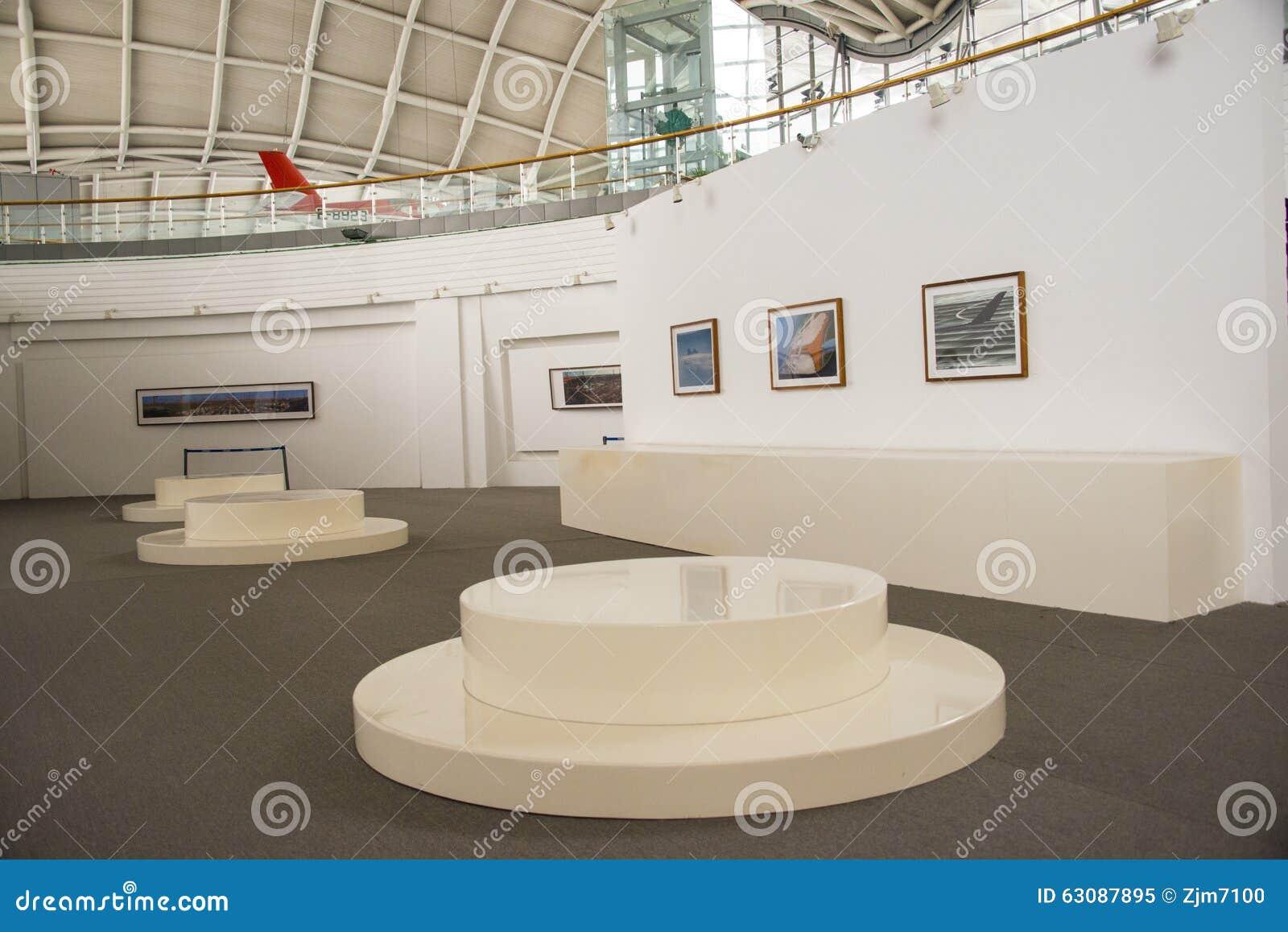 Download L'Asie Chine, Pékin, Musée D'aviation Civile, Hall D'exposition D'intérieur Image éditorial - Image du hall, architecture: 63087895