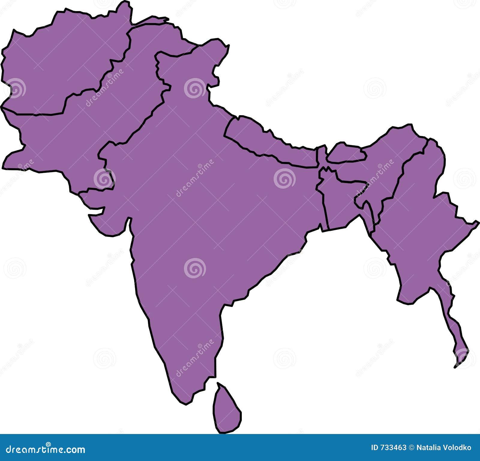 L Asie méridionale