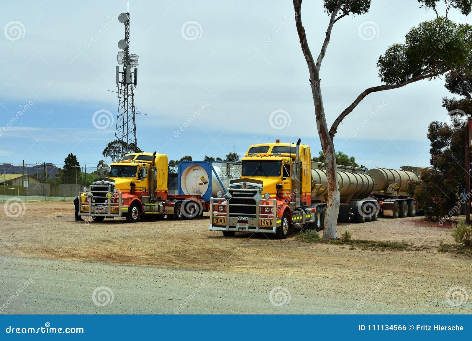L Australia, Australia Meridionale, trasporto