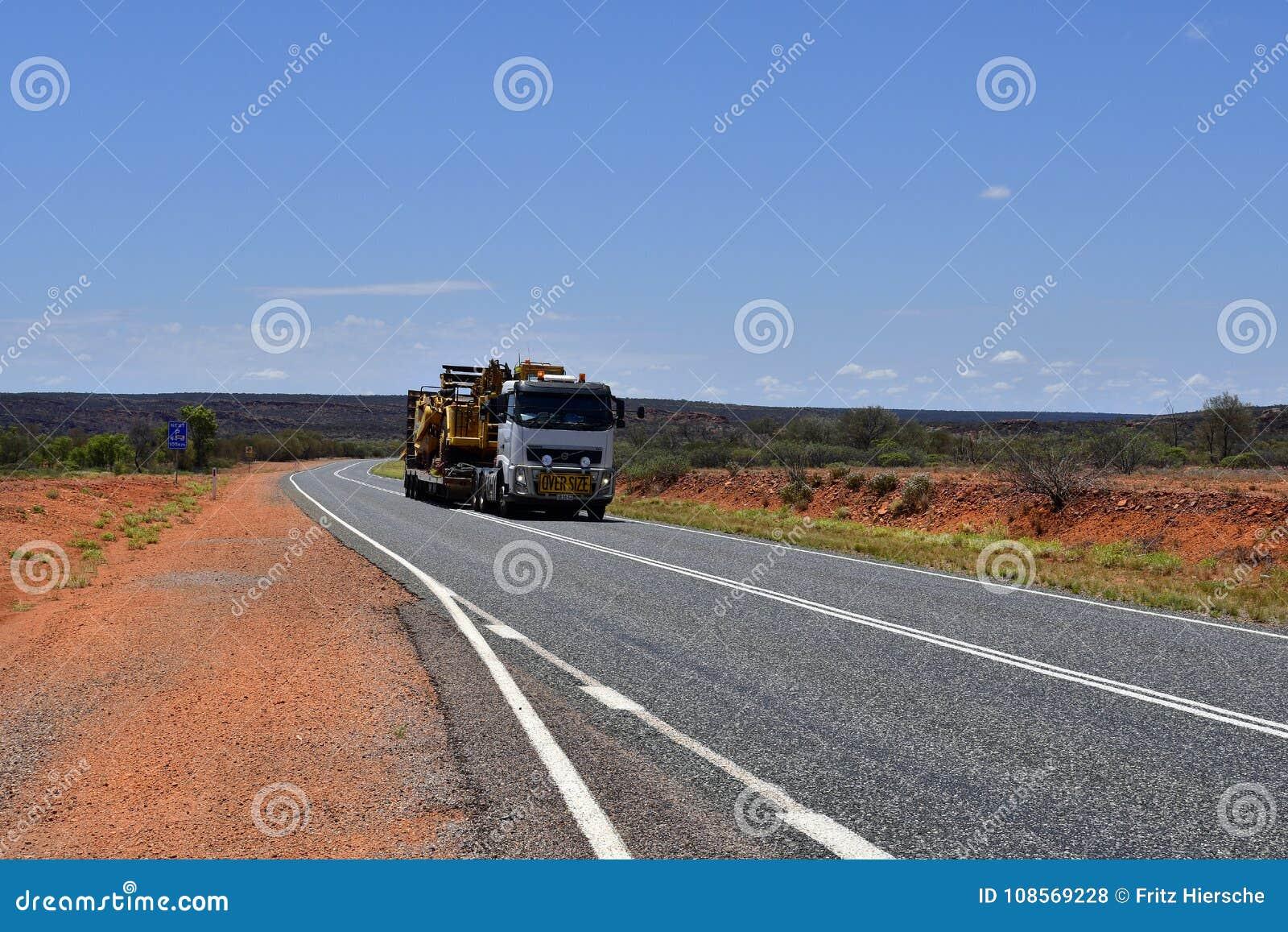 L Australia, trasporto, industria