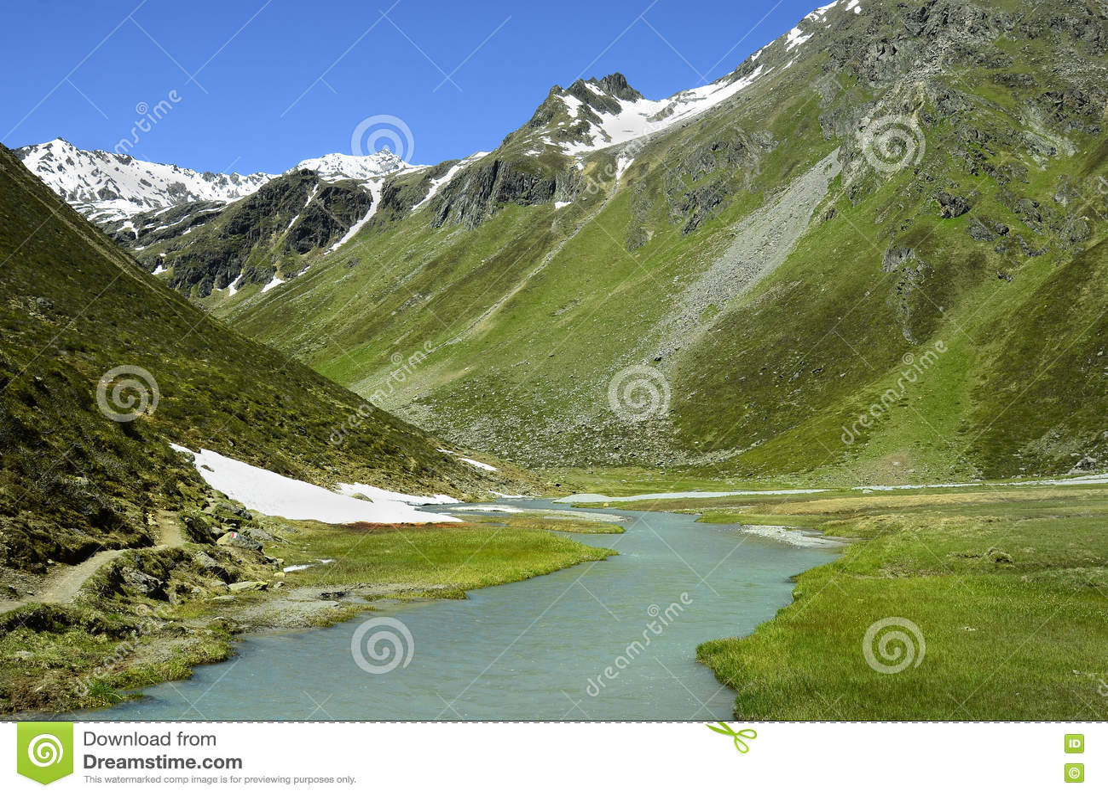 L Autriche, Tyrol, Alpes