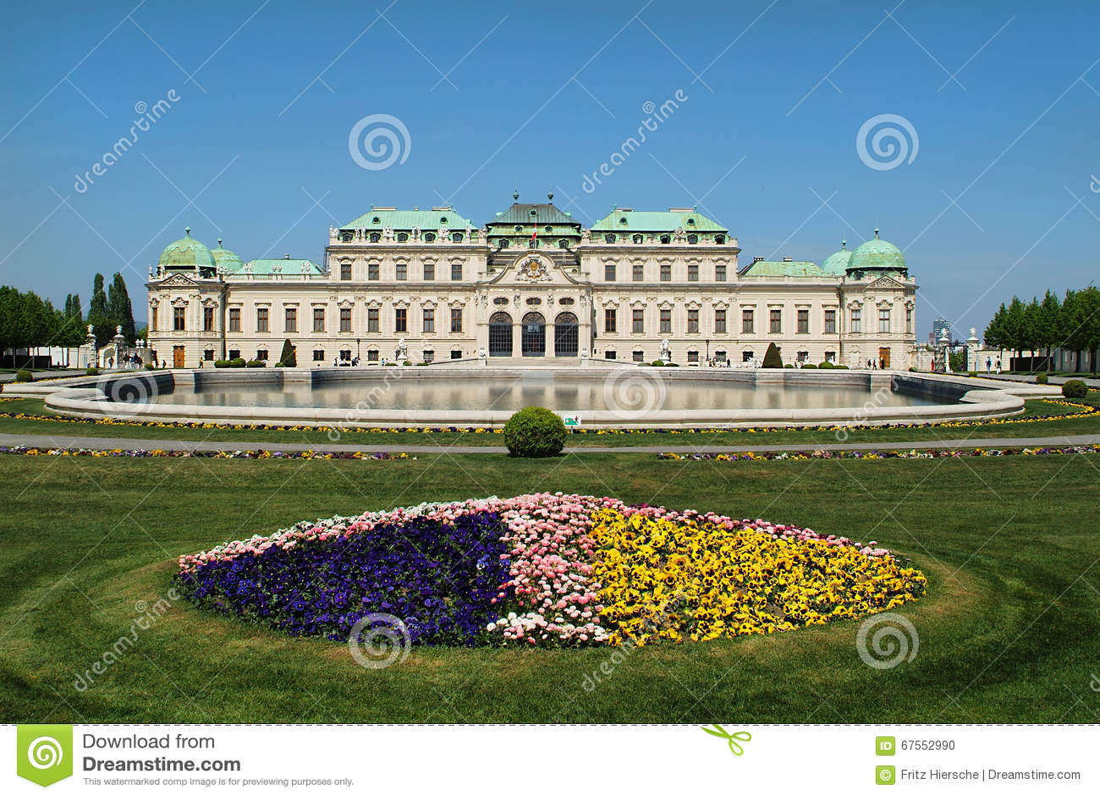 L Autriche, Vienne,