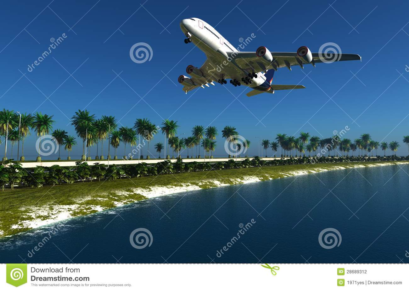 L avion