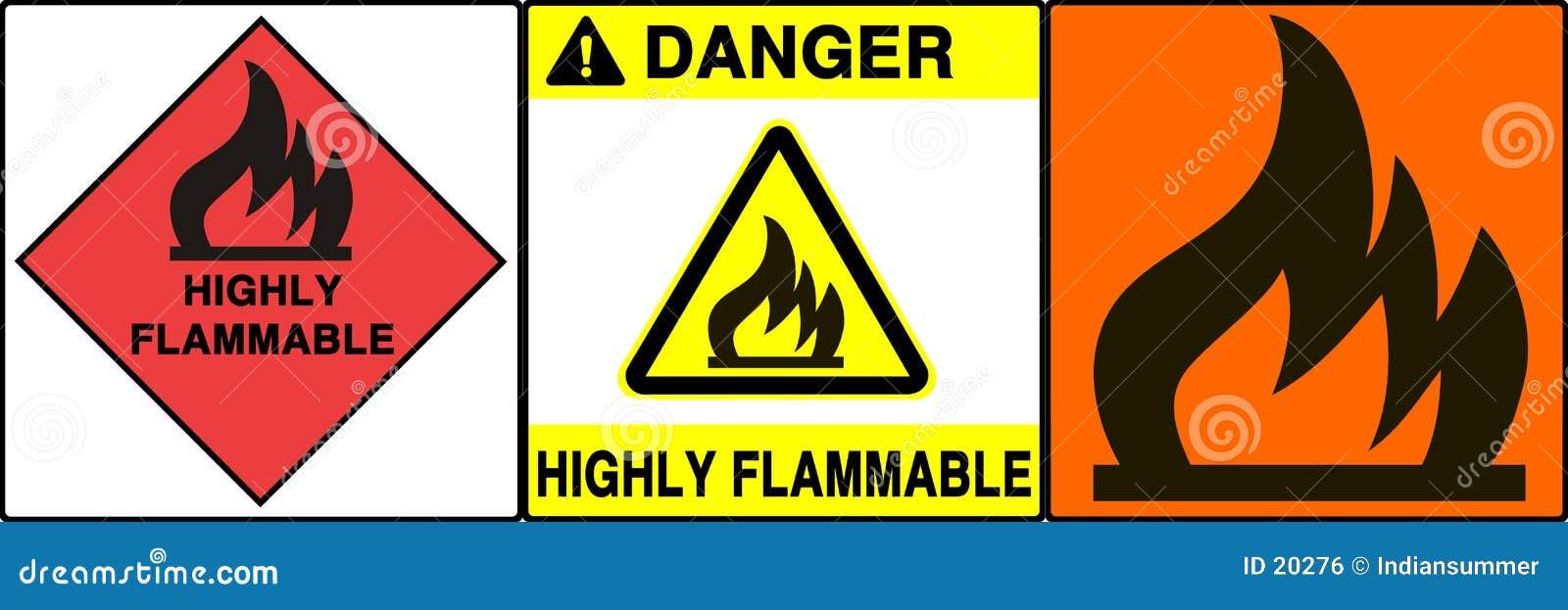 L avvertenza/segnali di pericolo ha impostato, VI