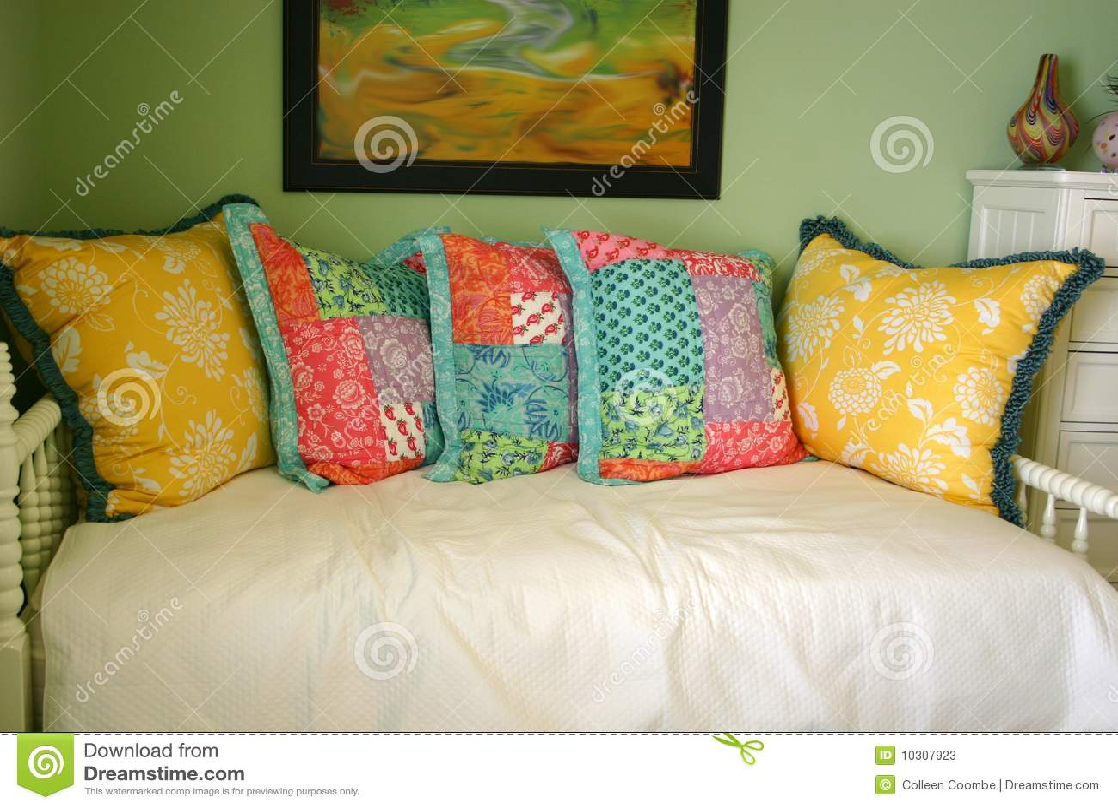 L cama do sofá