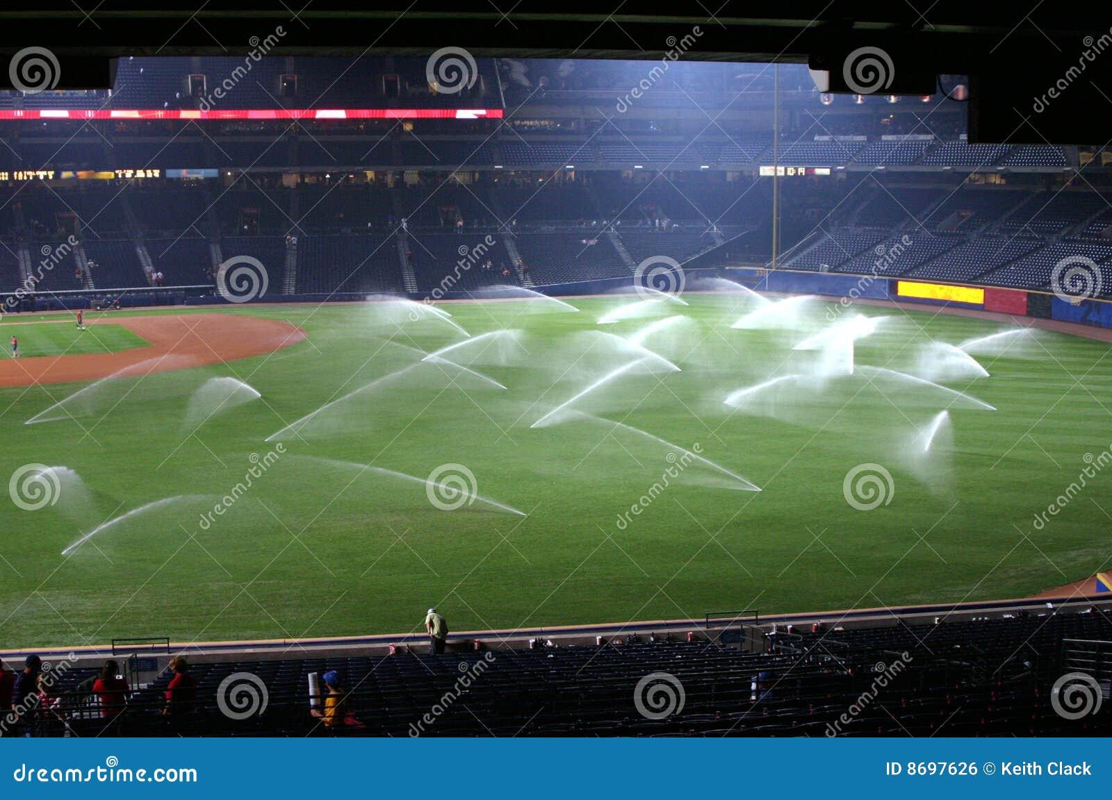 L eau de base-ball