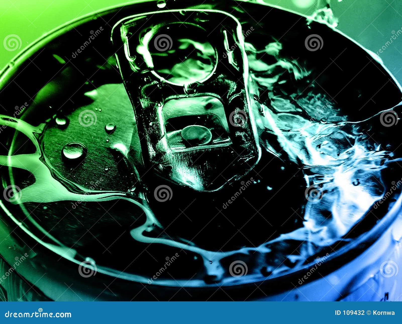 L eau de bidon