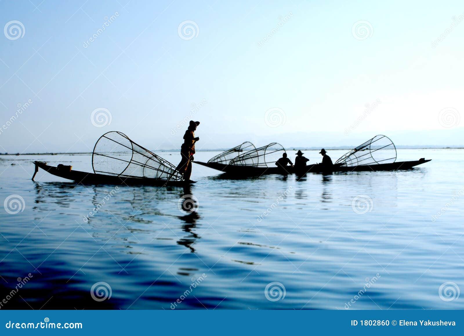 L eau de pêcheurs