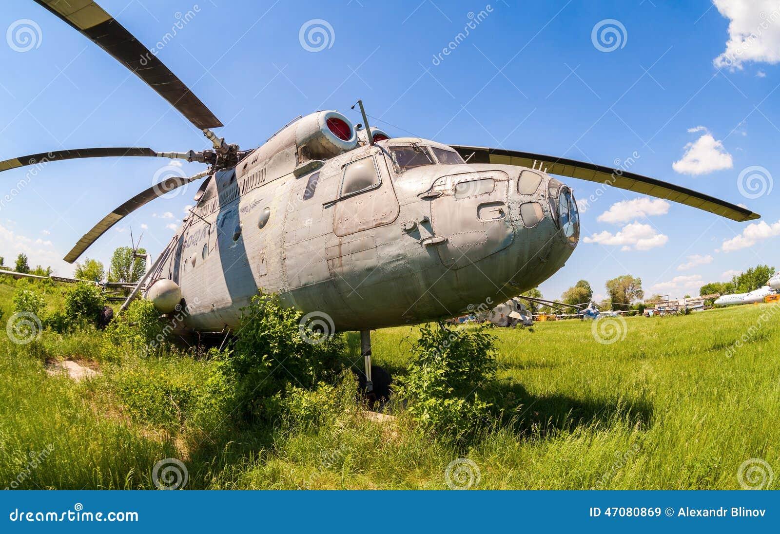 Elicottero Russo : L elicottero pesante russo mi di trasporto immagine