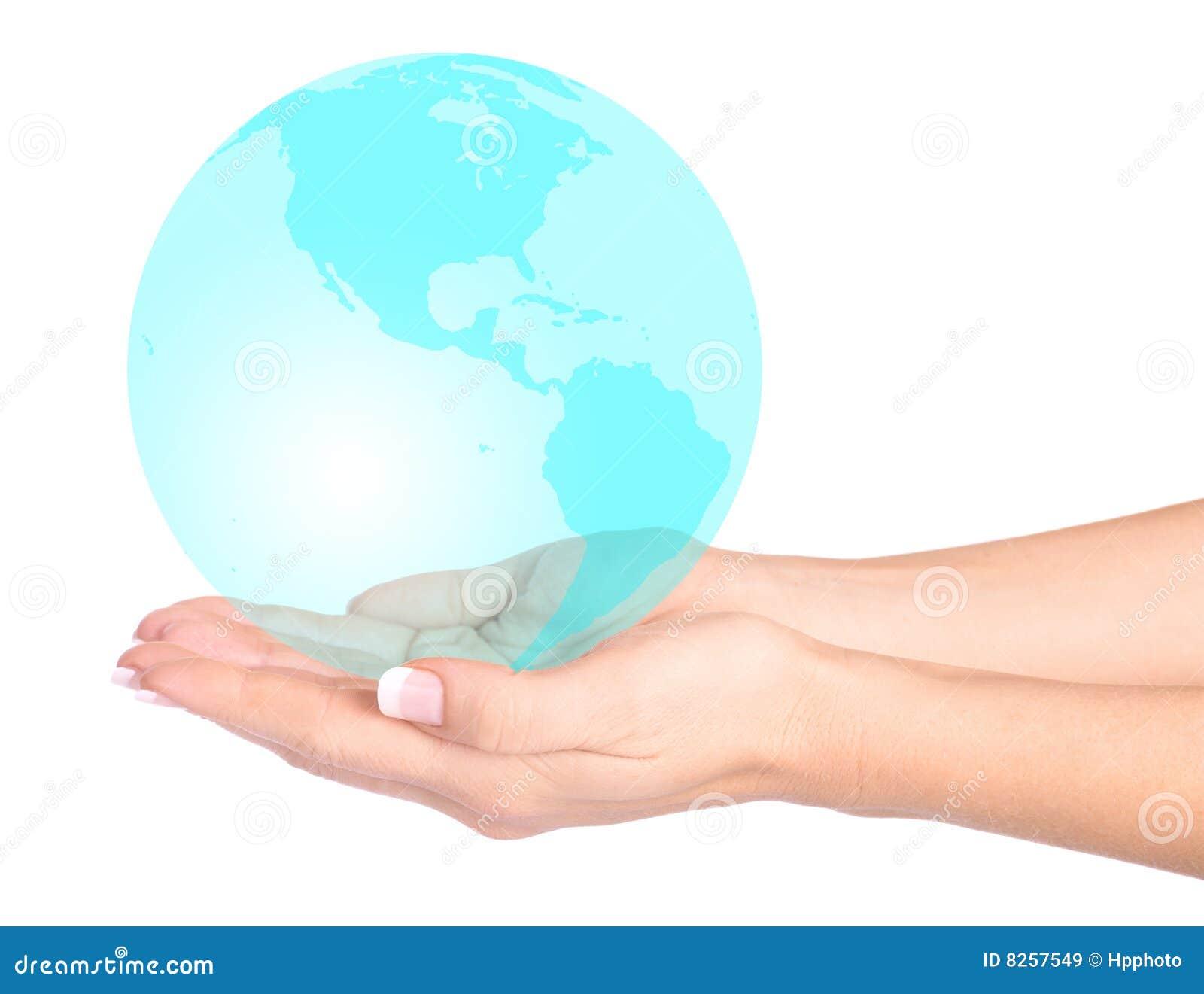 L emeraldthe remet le monde votre