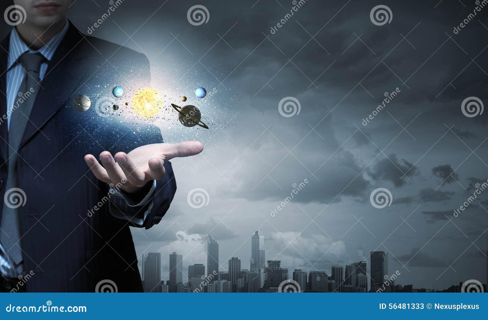 L espace dans des nos mains