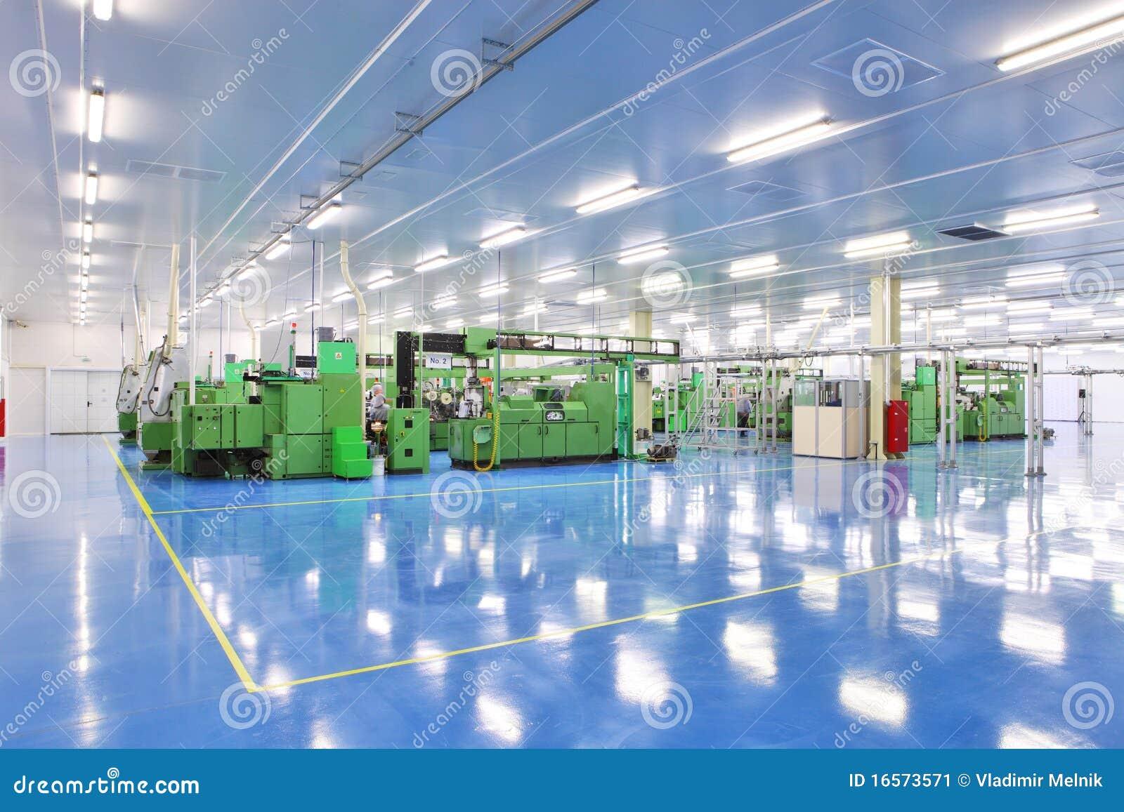 L espace industriel