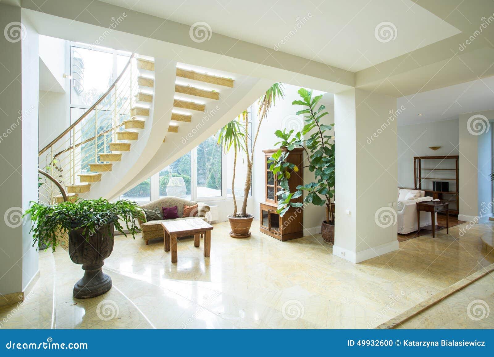 Interieur maison grece for L interieur de la maison