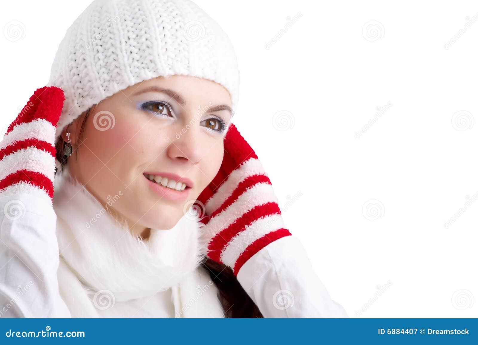L hiver de fille