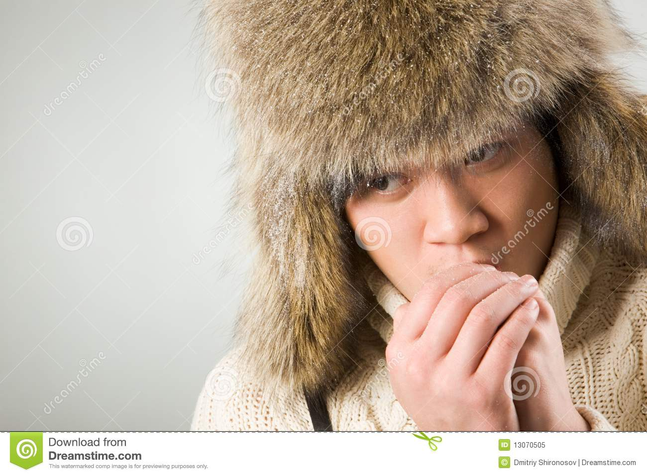 L hiver froid