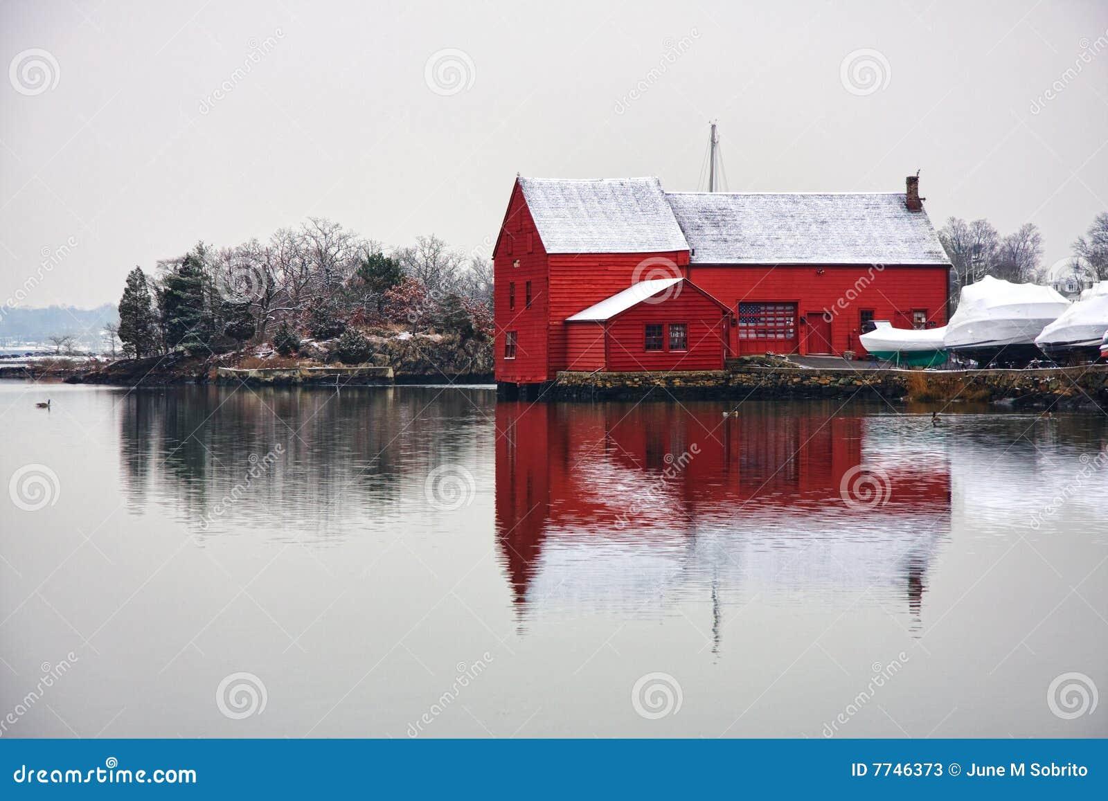 L hiver kirby d étang