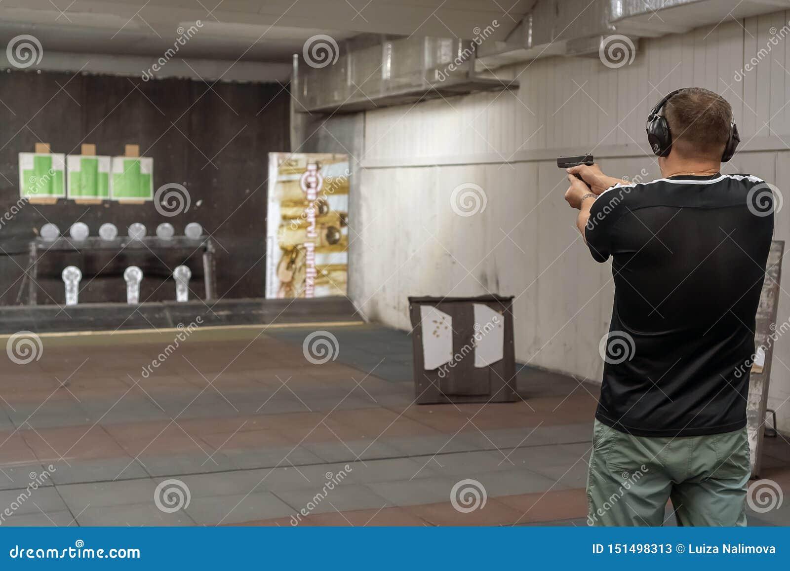 L homme au champ de tir