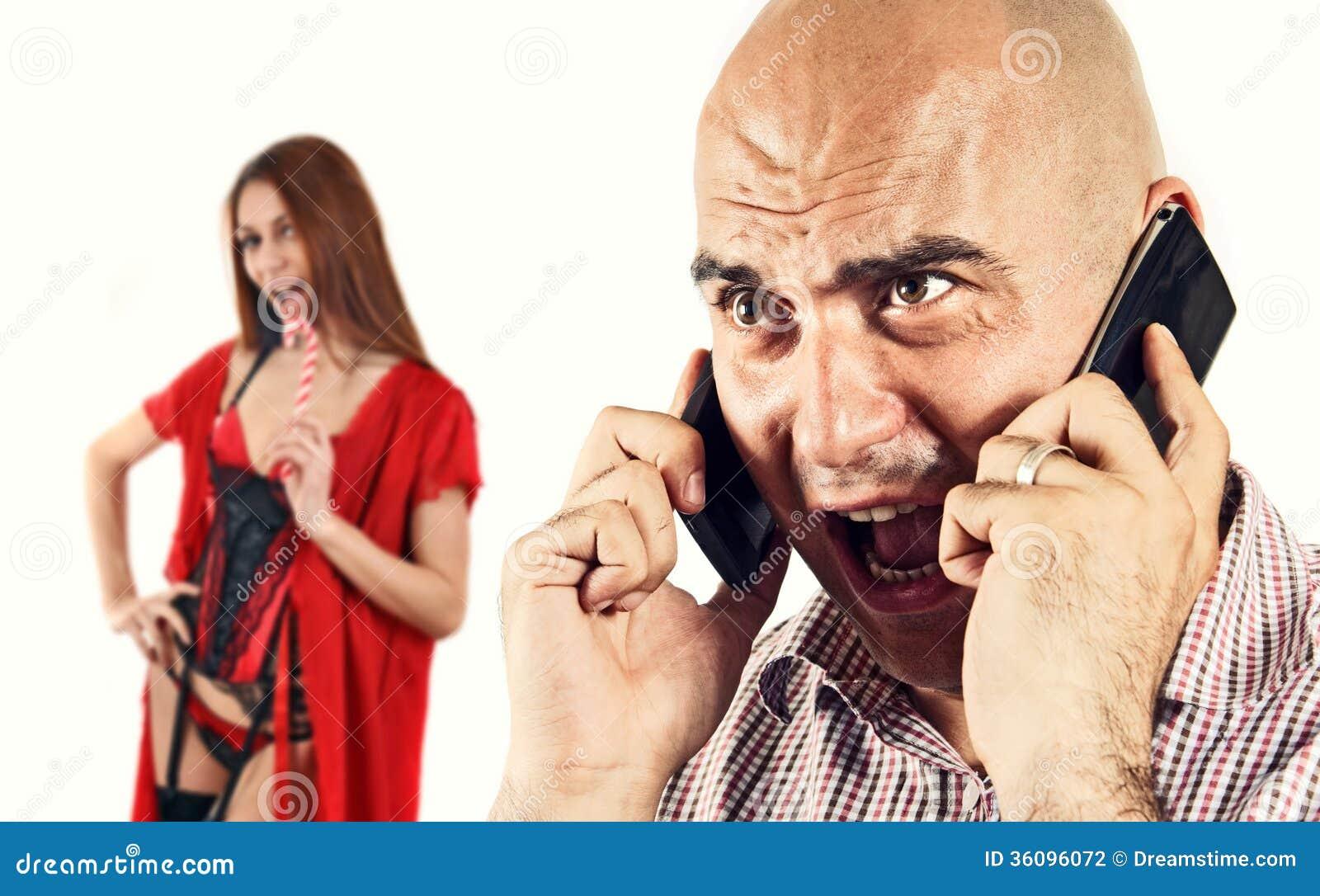 pourquoi l'homme ignore la femme