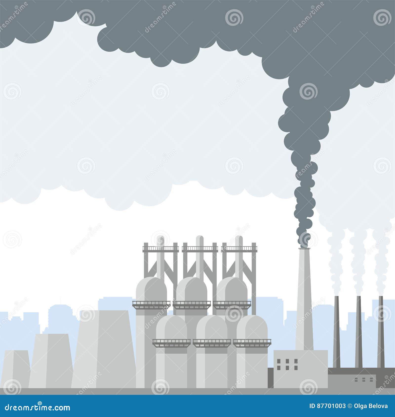 L horizontal industriel