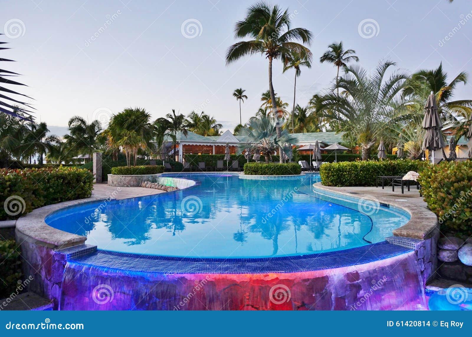 Hotel Caraibi Lhotel Di Lusso Di Quattro Stagioni Sulla Spiaggia Di Pinney In