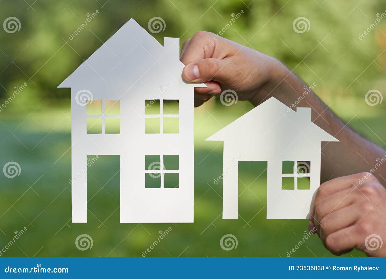 L 39 immagine di concetto di fa vostro una casa fotografia for Aprire case di concetto