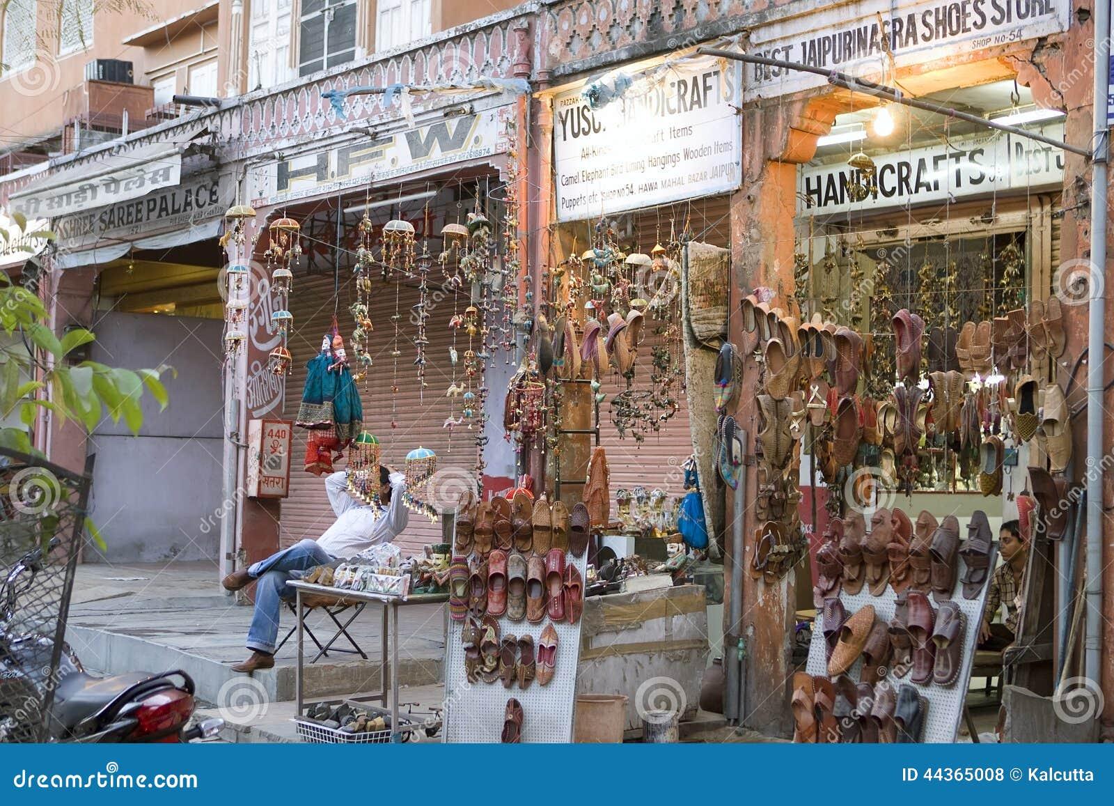 L India, Ragiastan, Jaipur, il 2 marzo 2013: Sho tradizionale indiano