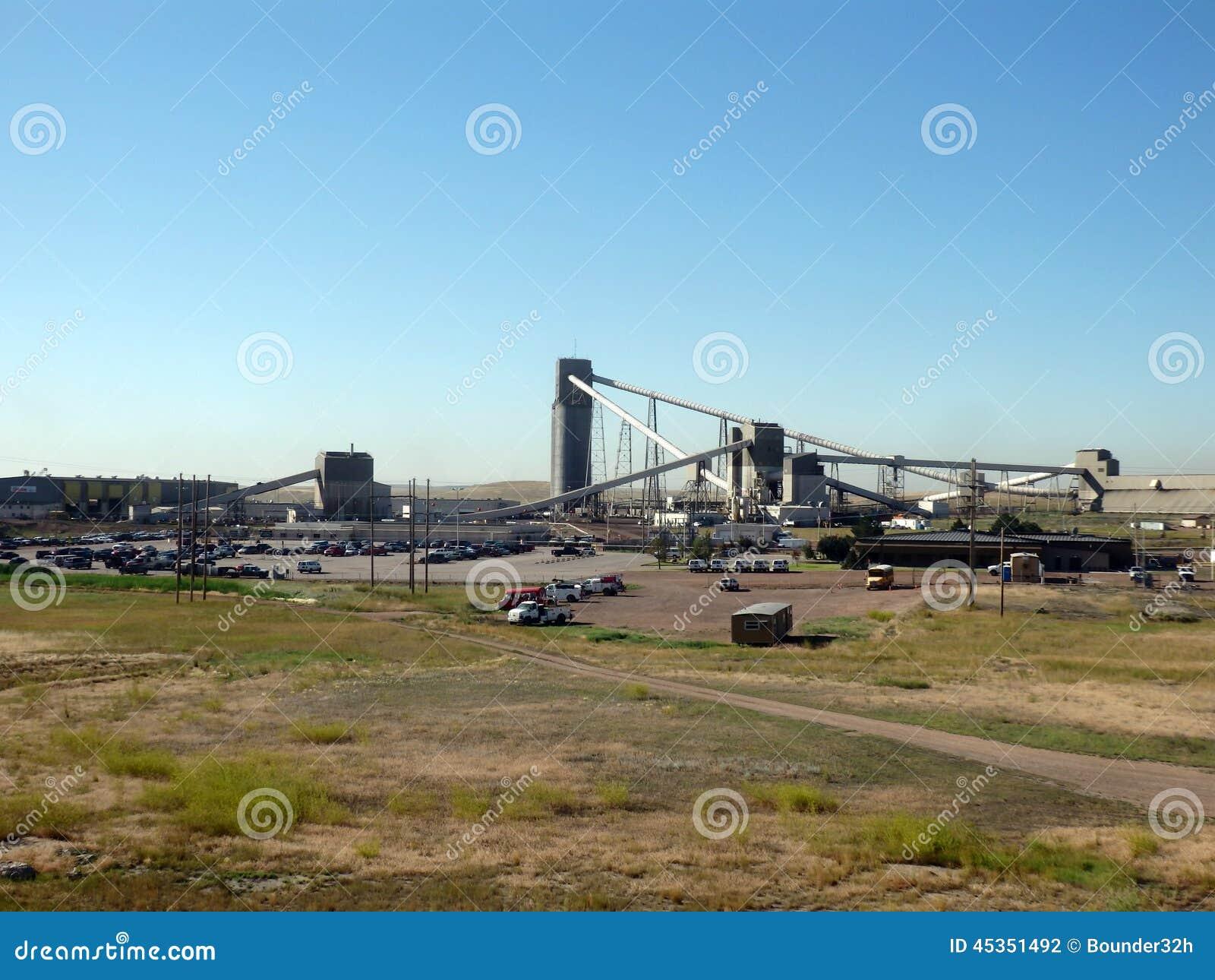 L industrie charbonnière dans les prairies