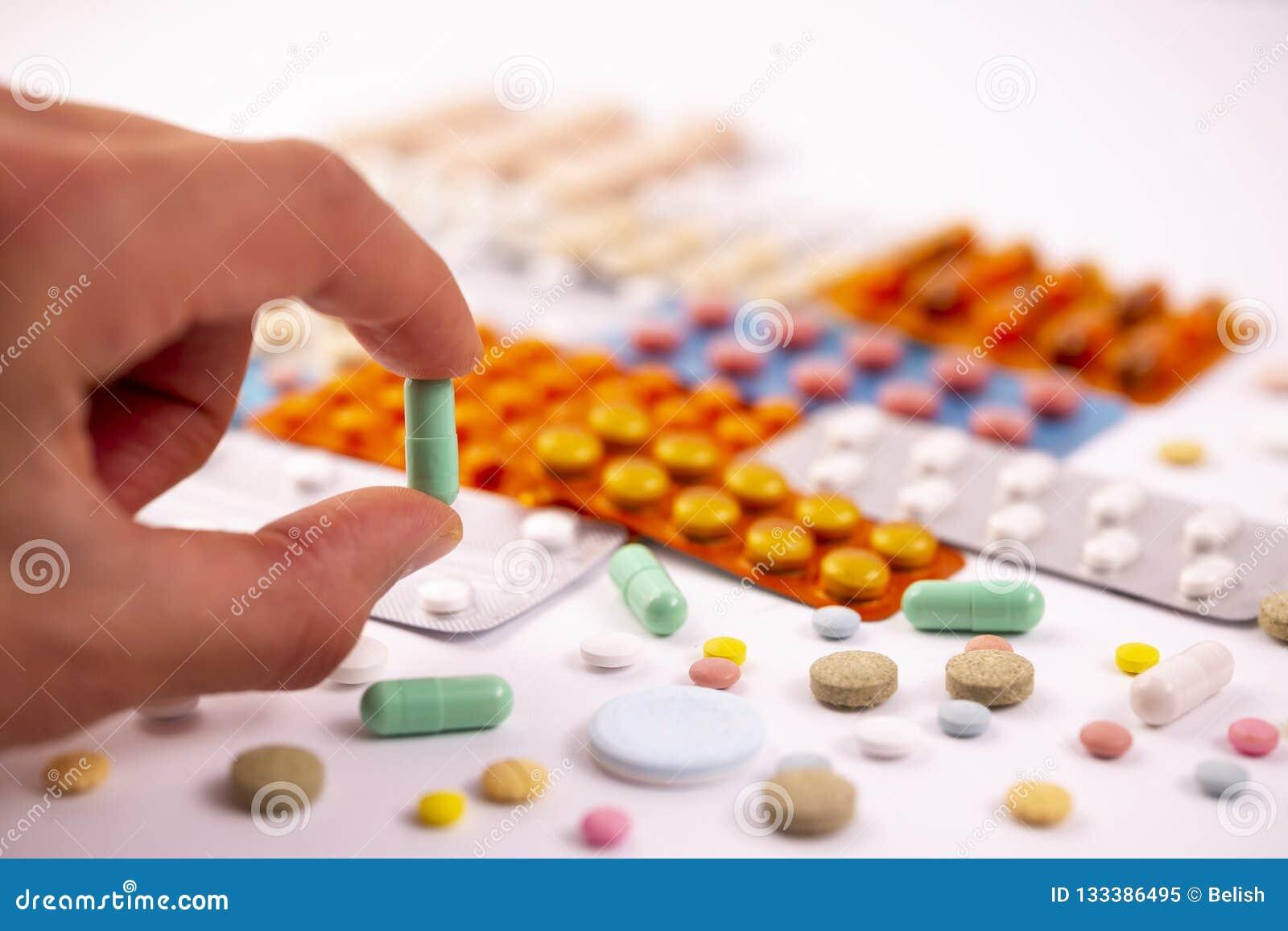 L industrie pharmaceutique dope des vitamines de pilules