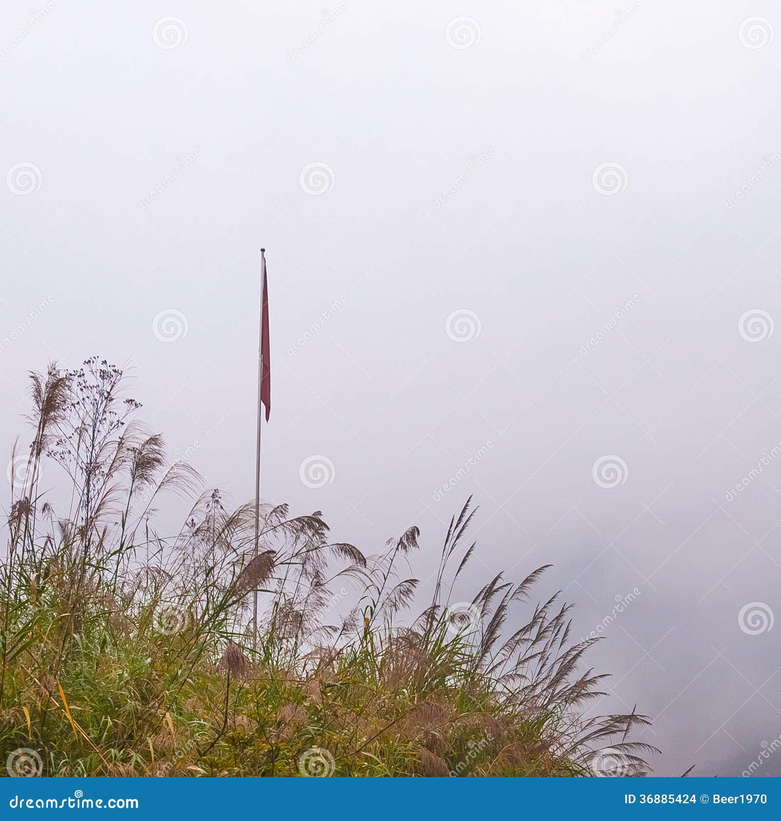 Download L'insegna degli altopiani fotografia stock. Immagine di collina - 36885424