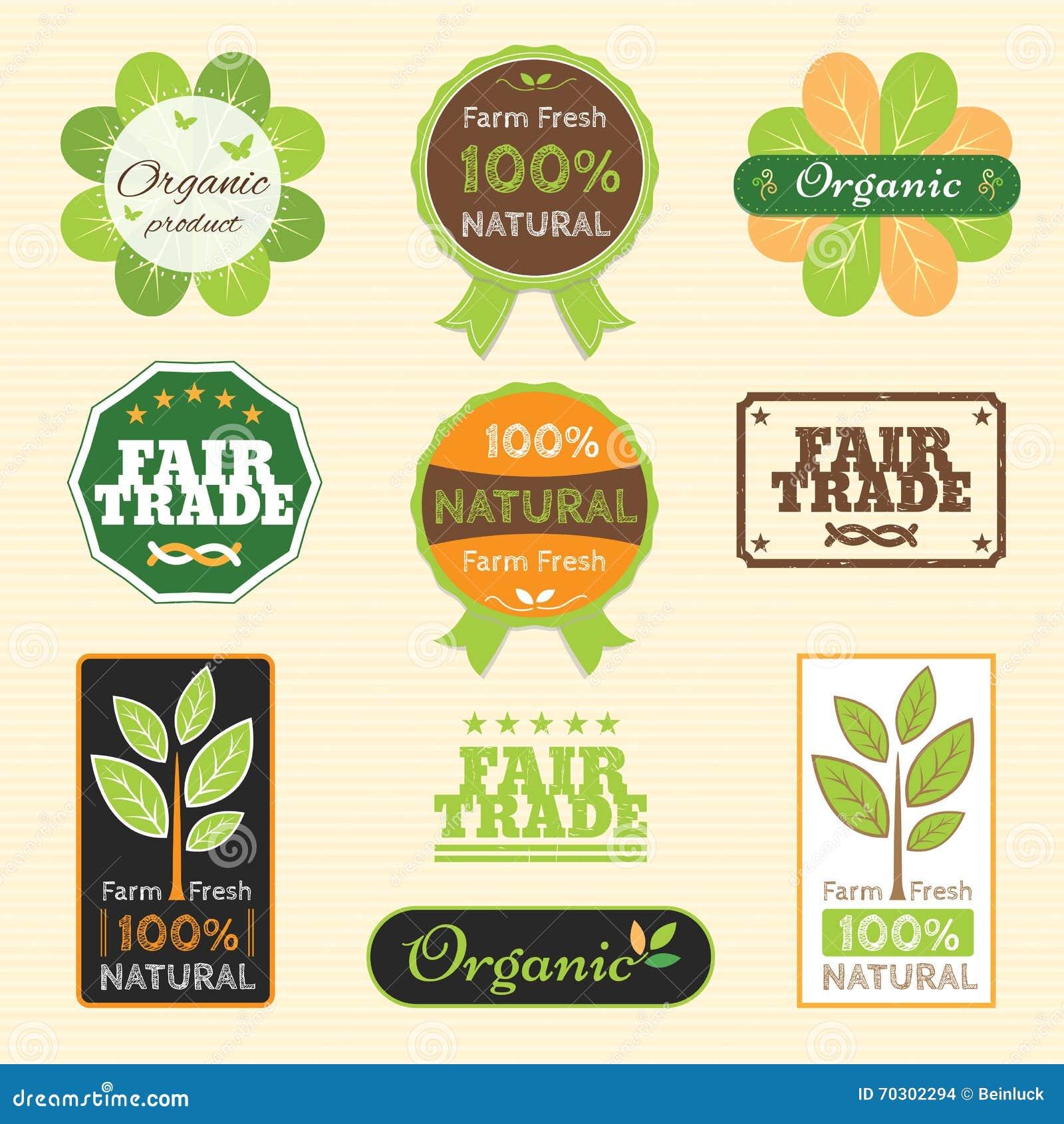 L insieme di qualità non chimica organica ed il commercio equo e solidale garantiscono l etichetta