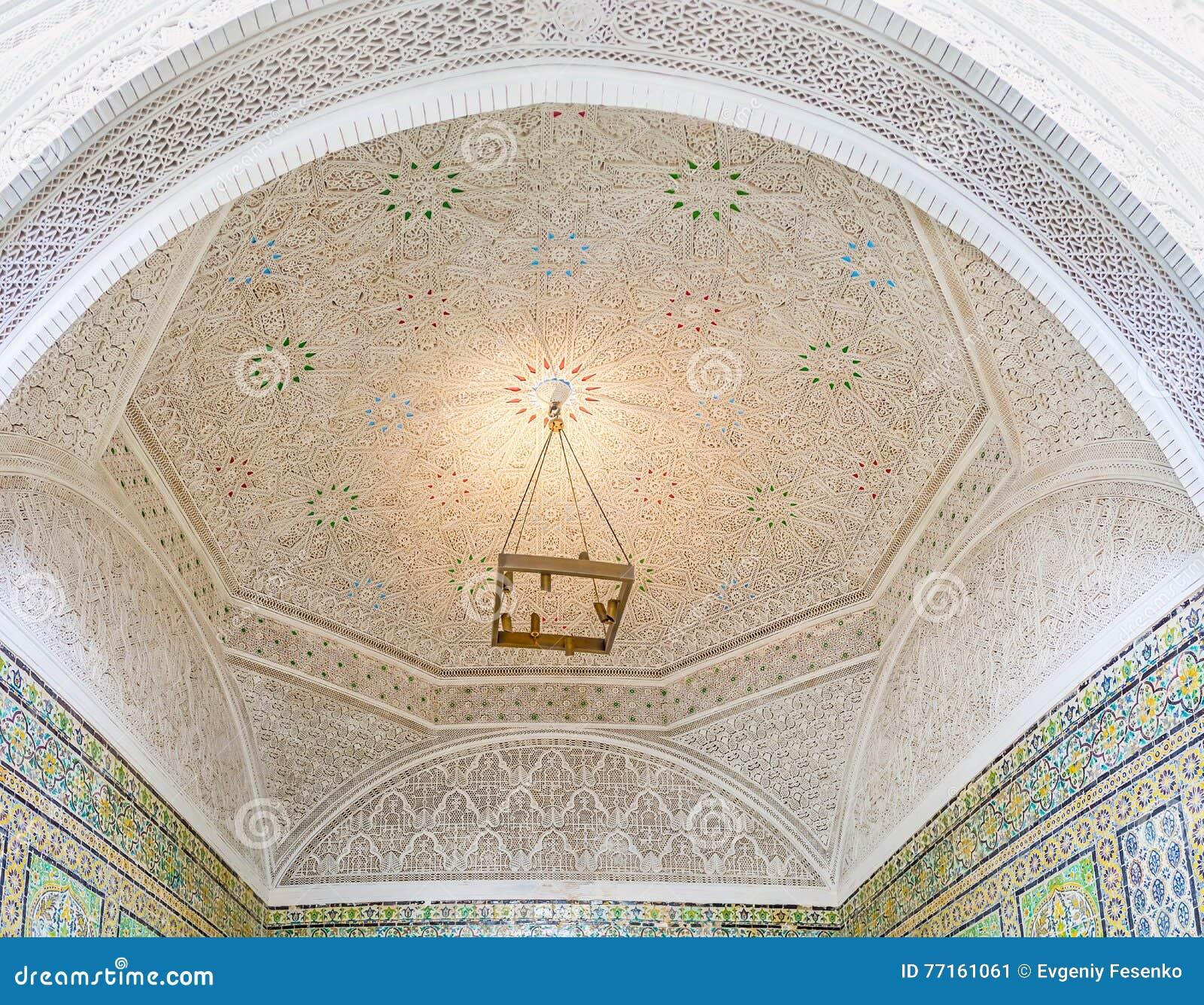L intérieur arabe médiéval