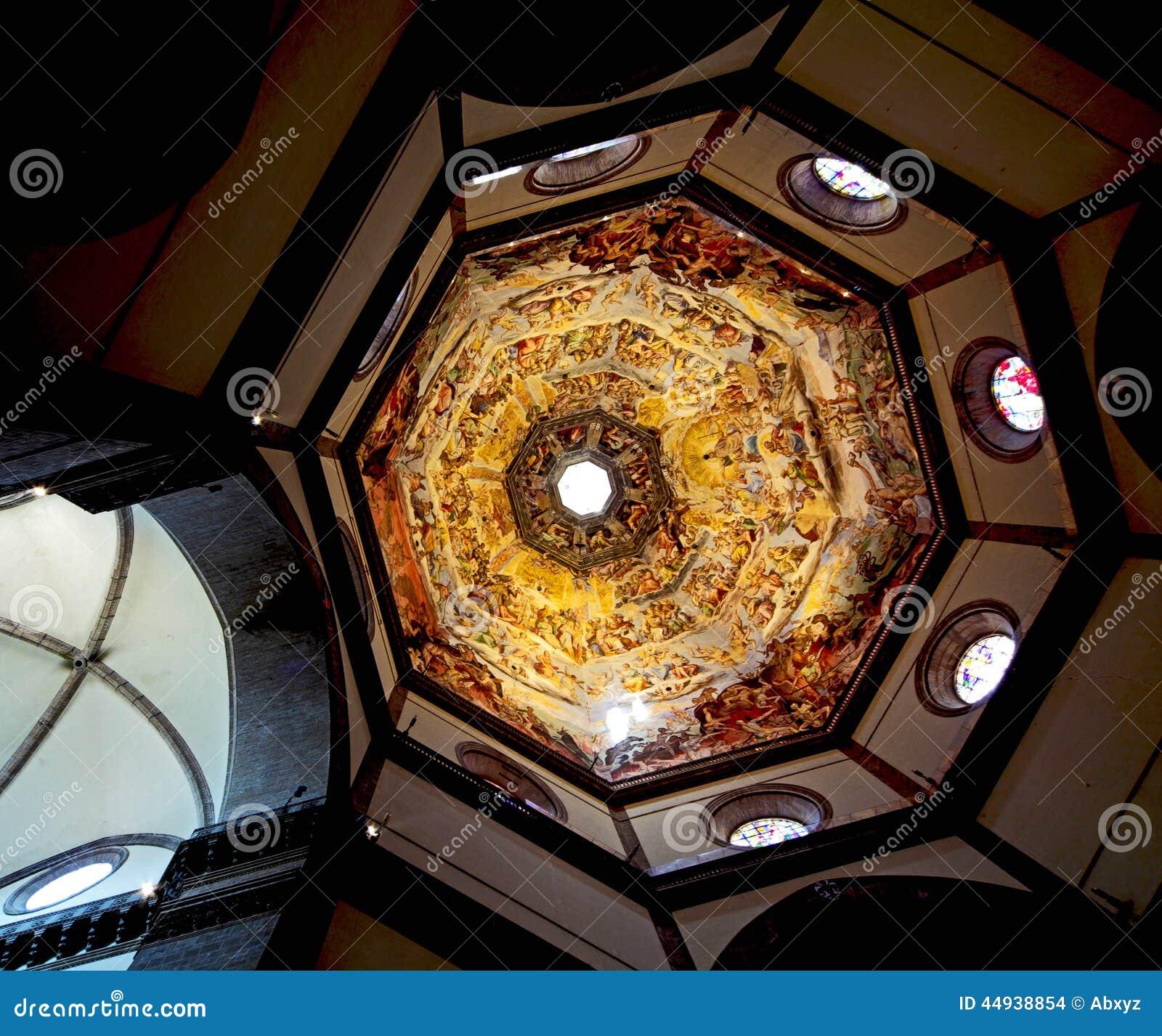 L 39 int rieur de florence duomo photo stock image 44938854 for A l interieur de l oreille