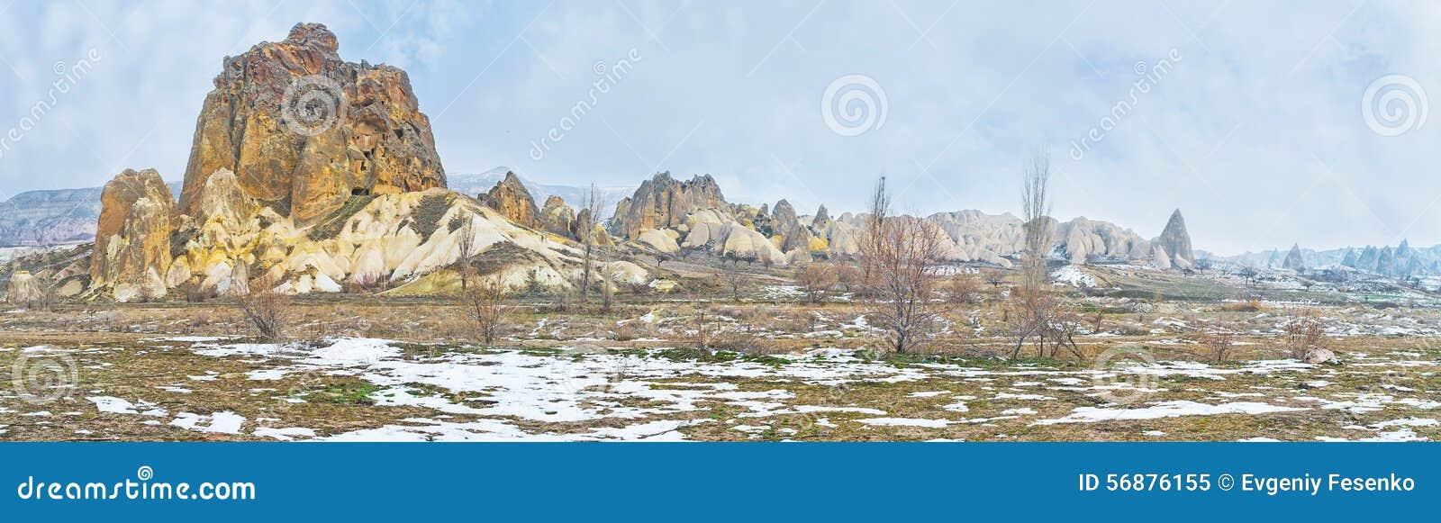 L inverno in montagne
