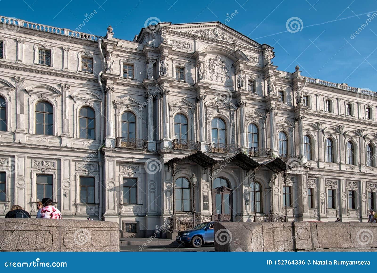 L istituto dei manoscritti orientali a St Petersburg La Russia