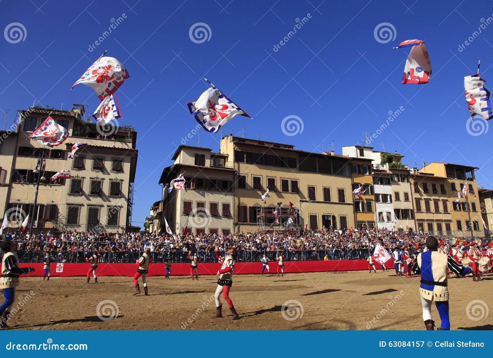 Download L'Italie, Florence photographie éditorial. Image du croce - 63084157