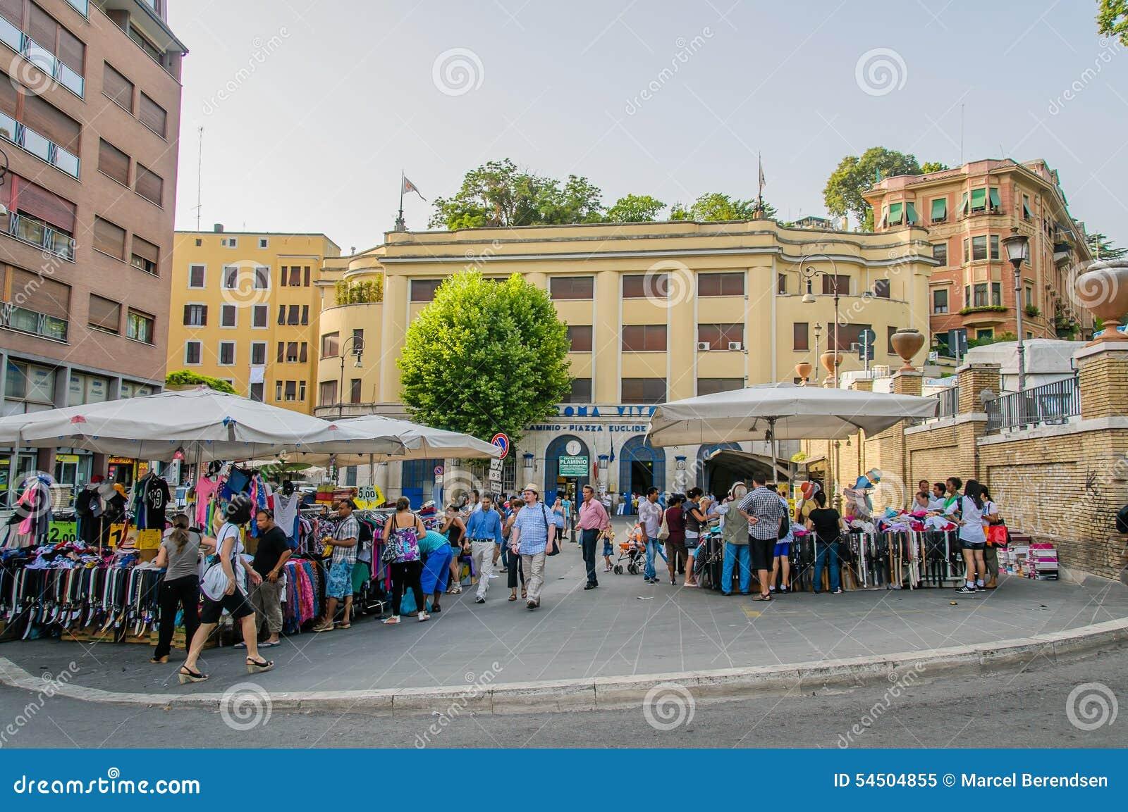L Italie - Rome - centre de la ville