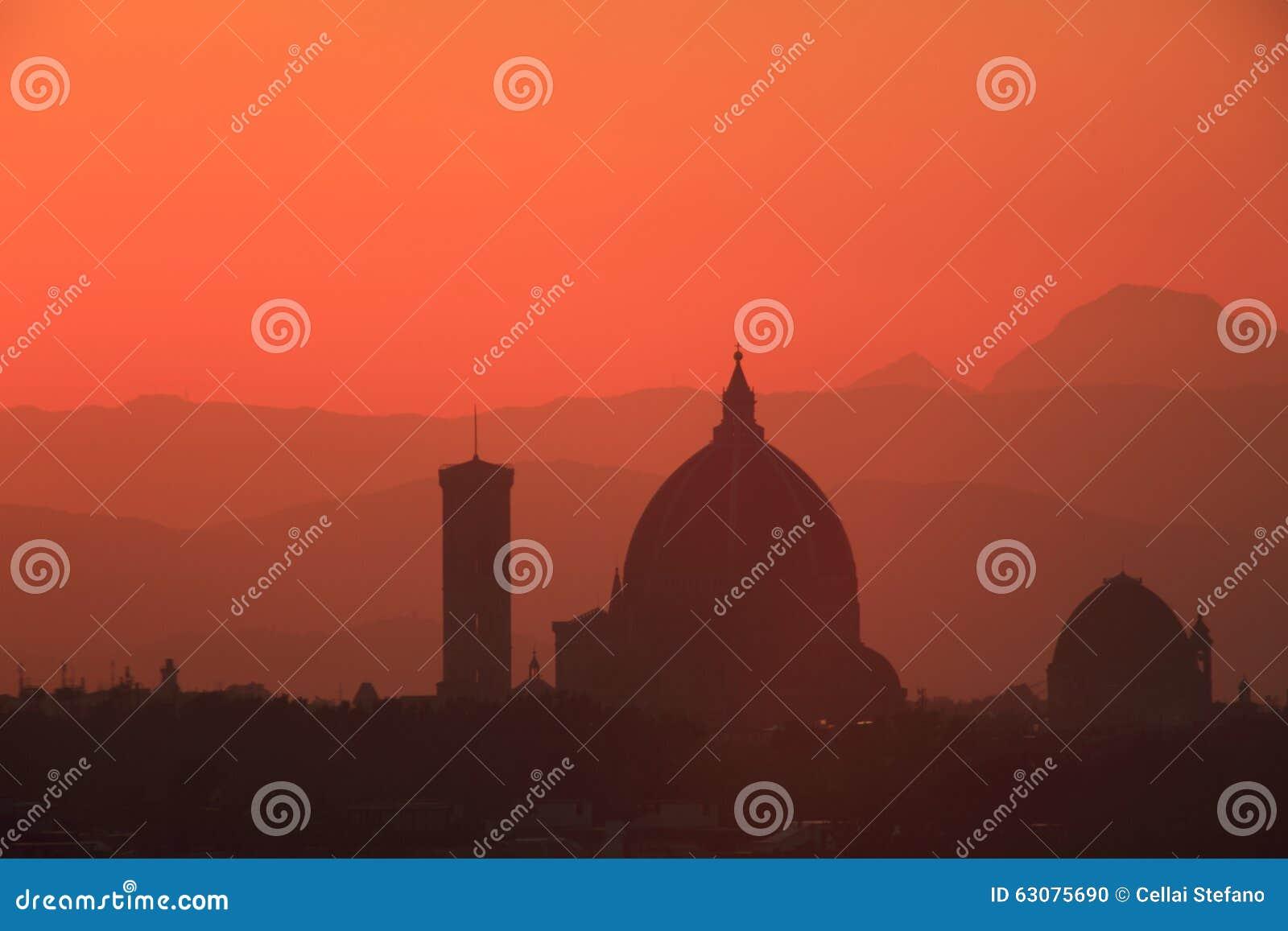 Download L'Italie, Toscane, Florence Photo stock - Image du florence, montagne: 63075690