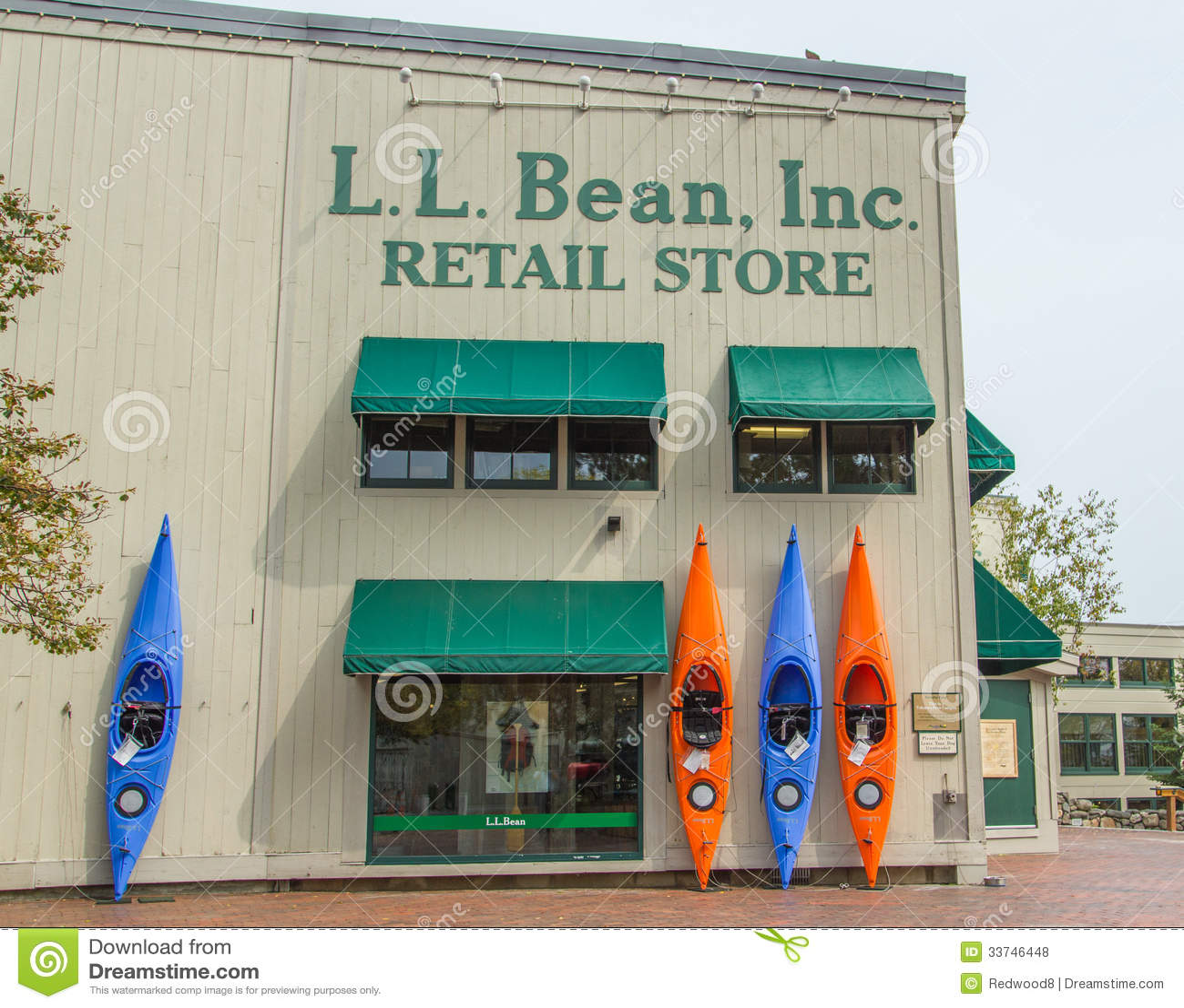 L.L. Bean Retail Store