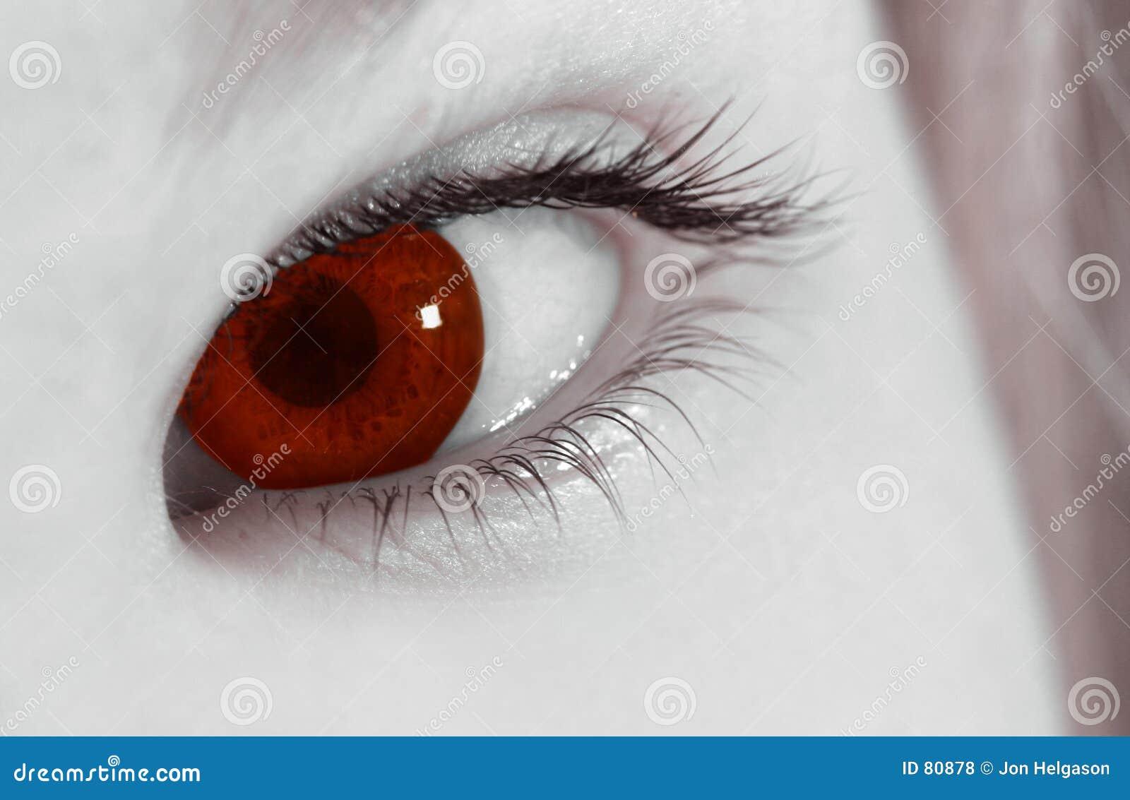 L oeil du vampire