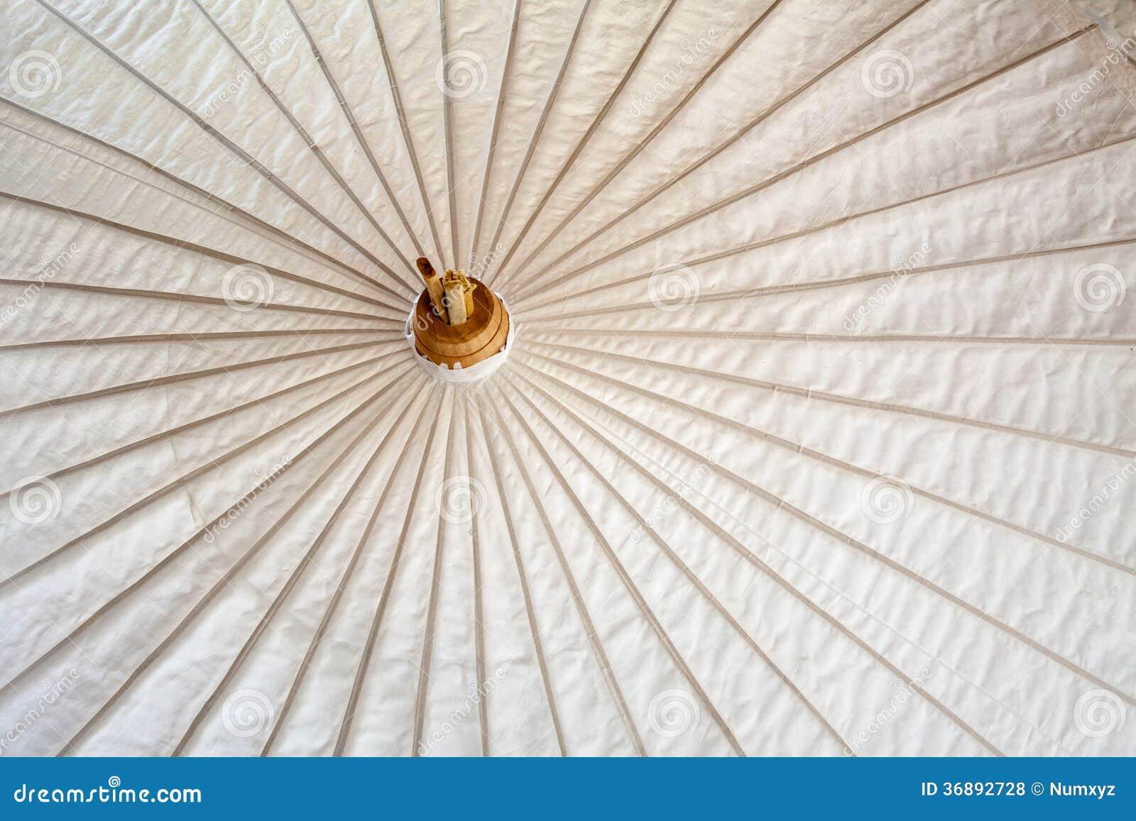 Download L'ombrello Ha Fatto La Carta Della Forma Fotografia Stock - Immagine di colorful, antico: 36892728