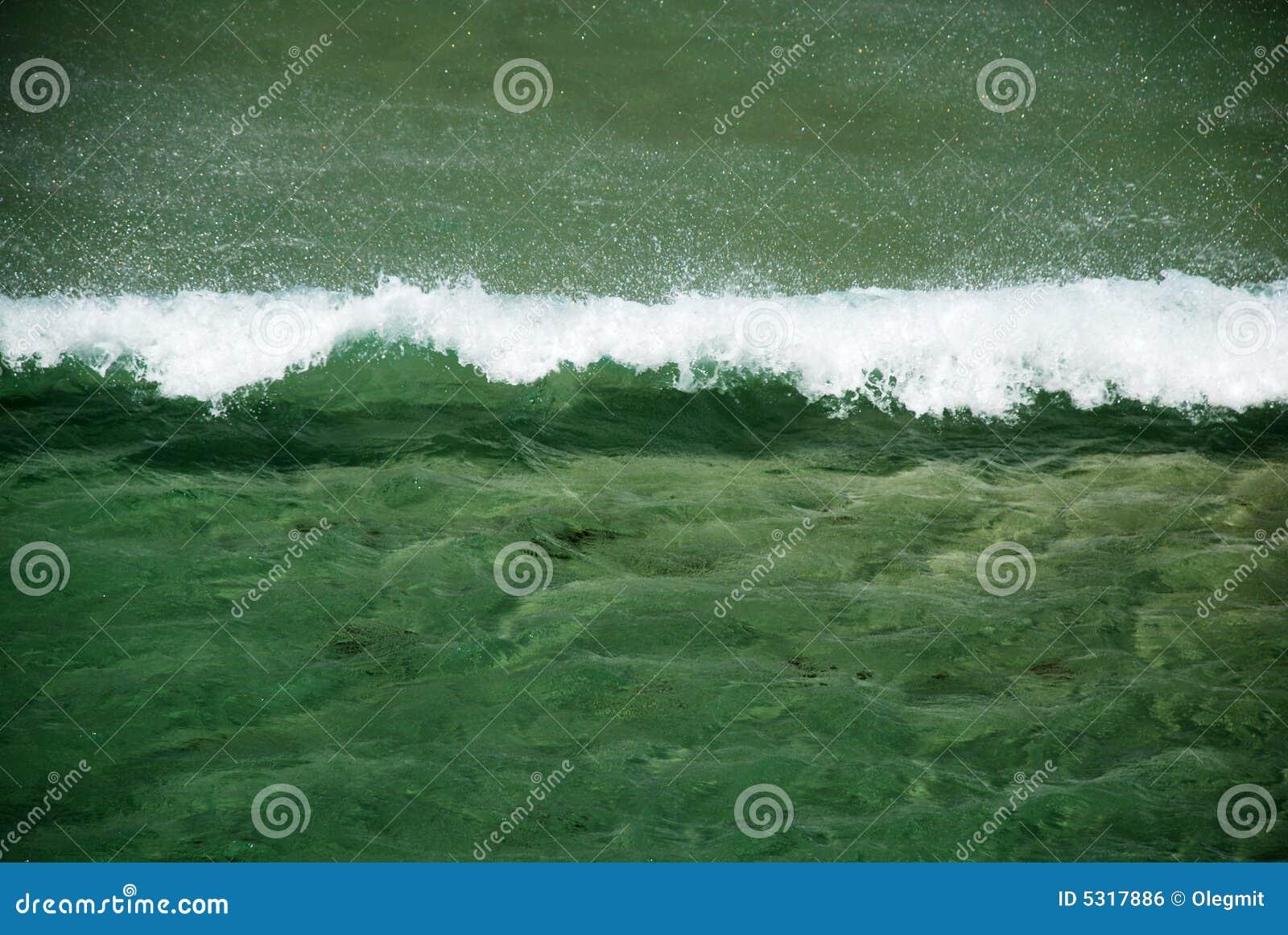 Download L'onda Del Mare Sormonta Il Vento Contrario Fotografia Stock - Immagine di movimento, nave: 5317886